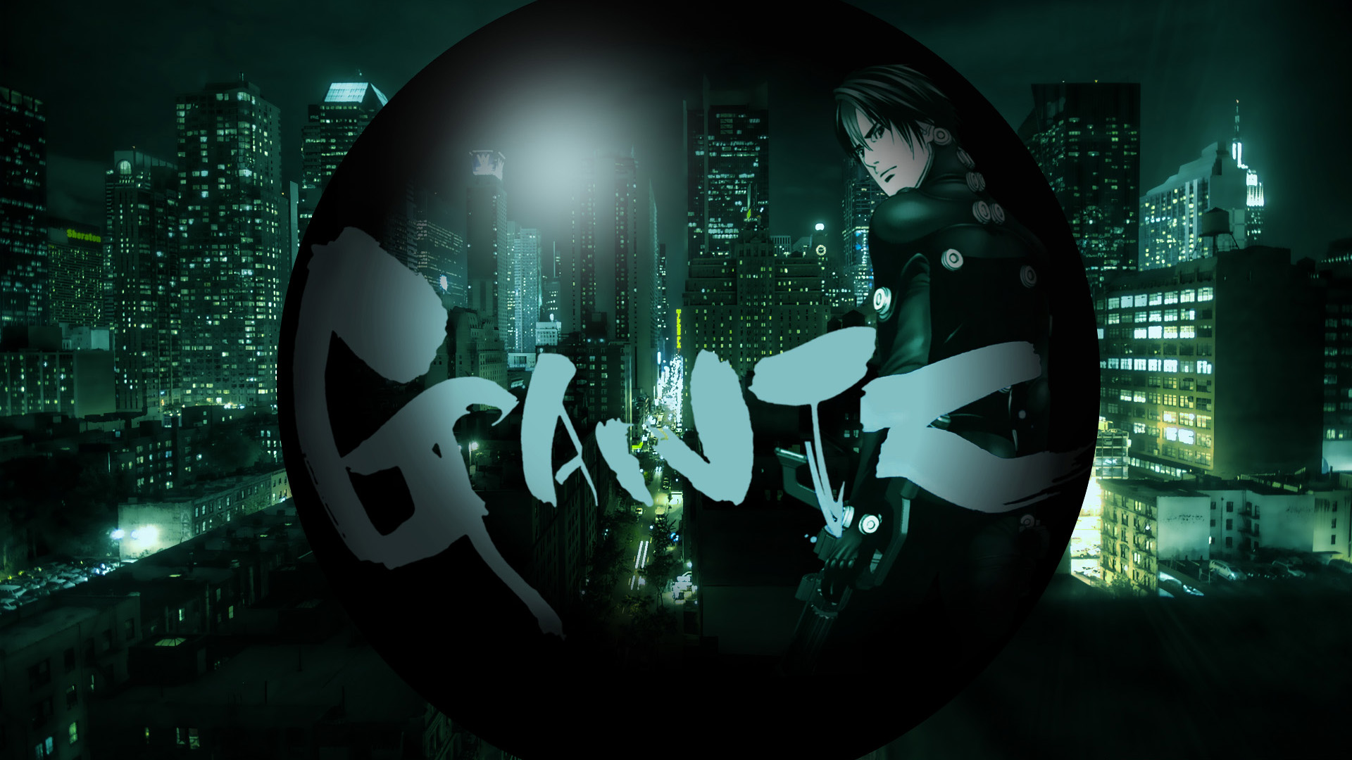 [Critique Anime] Gantz