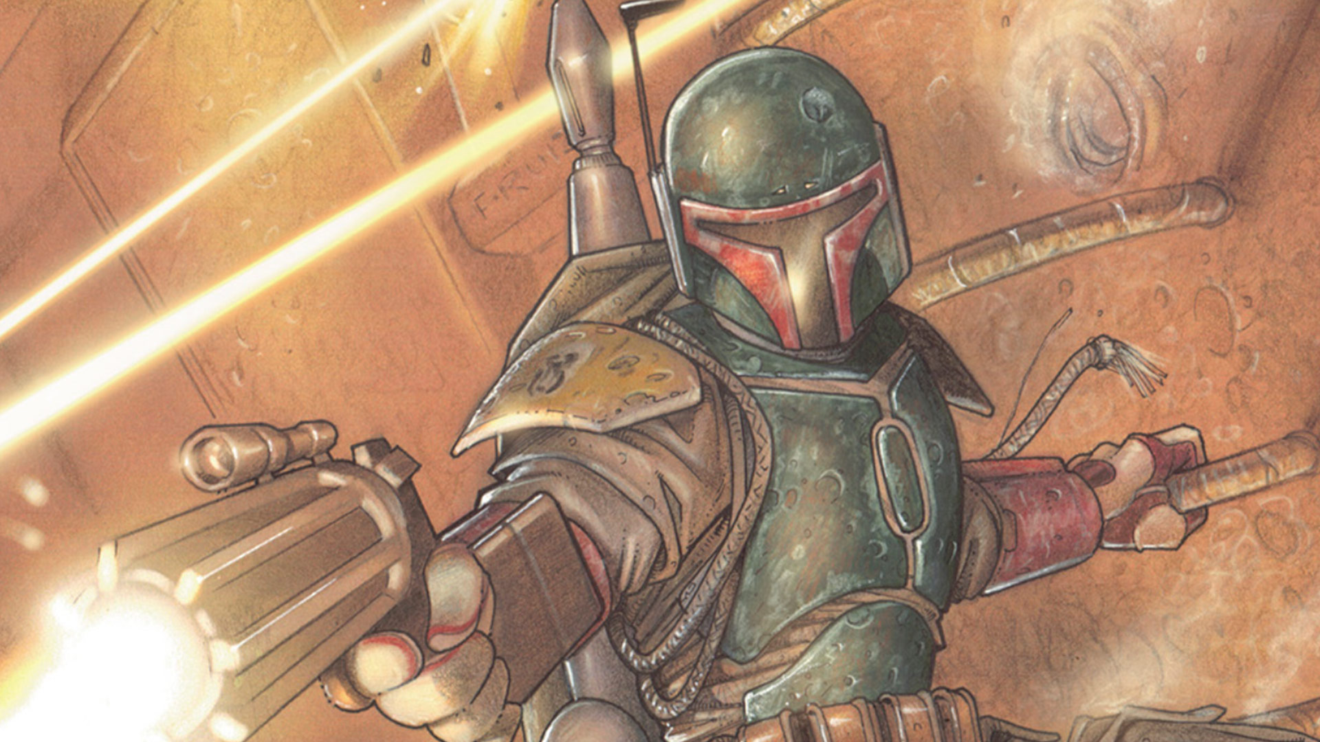 [Critique BD] Star Wars: Boba Fett: Agent of Doom