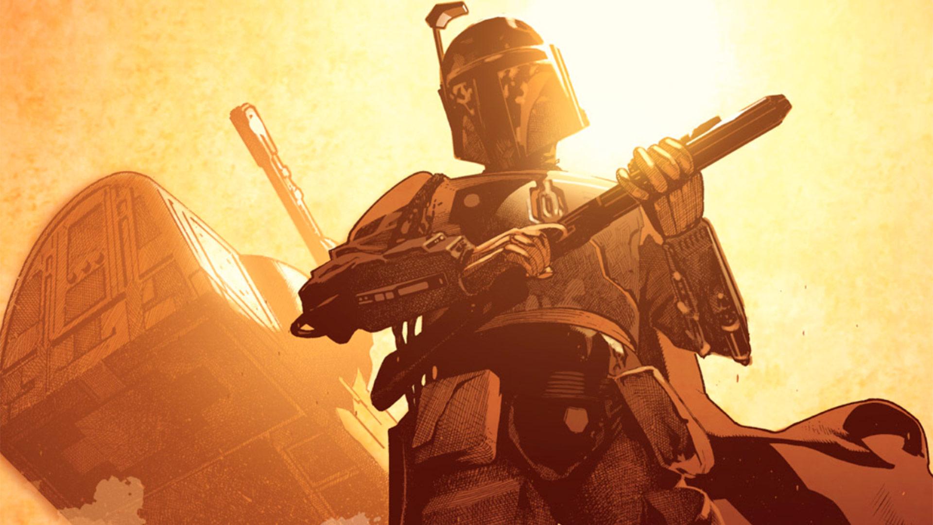 [Critique BD] Star Wars: Boba Fett: Overkill