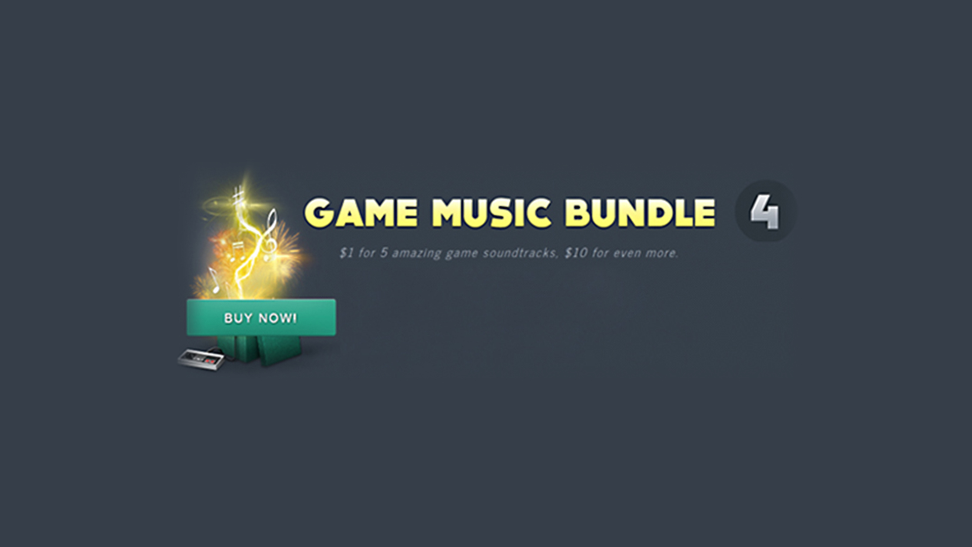 [Actualité] Game Music Bundle 4