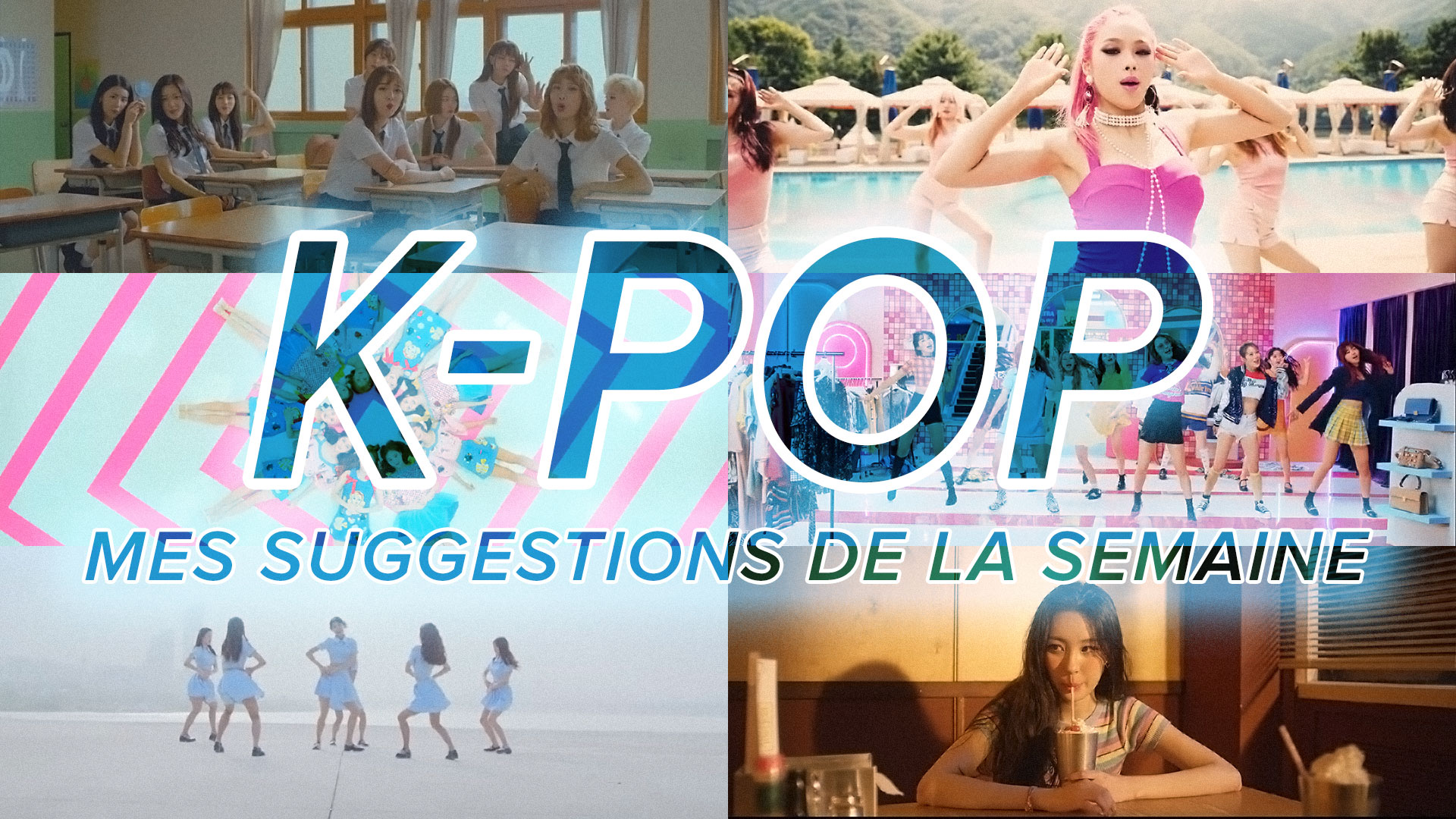 [Découverte K-Pop] Mes suggestions K-Pop du 20 au 26 août 2017 – Pristin