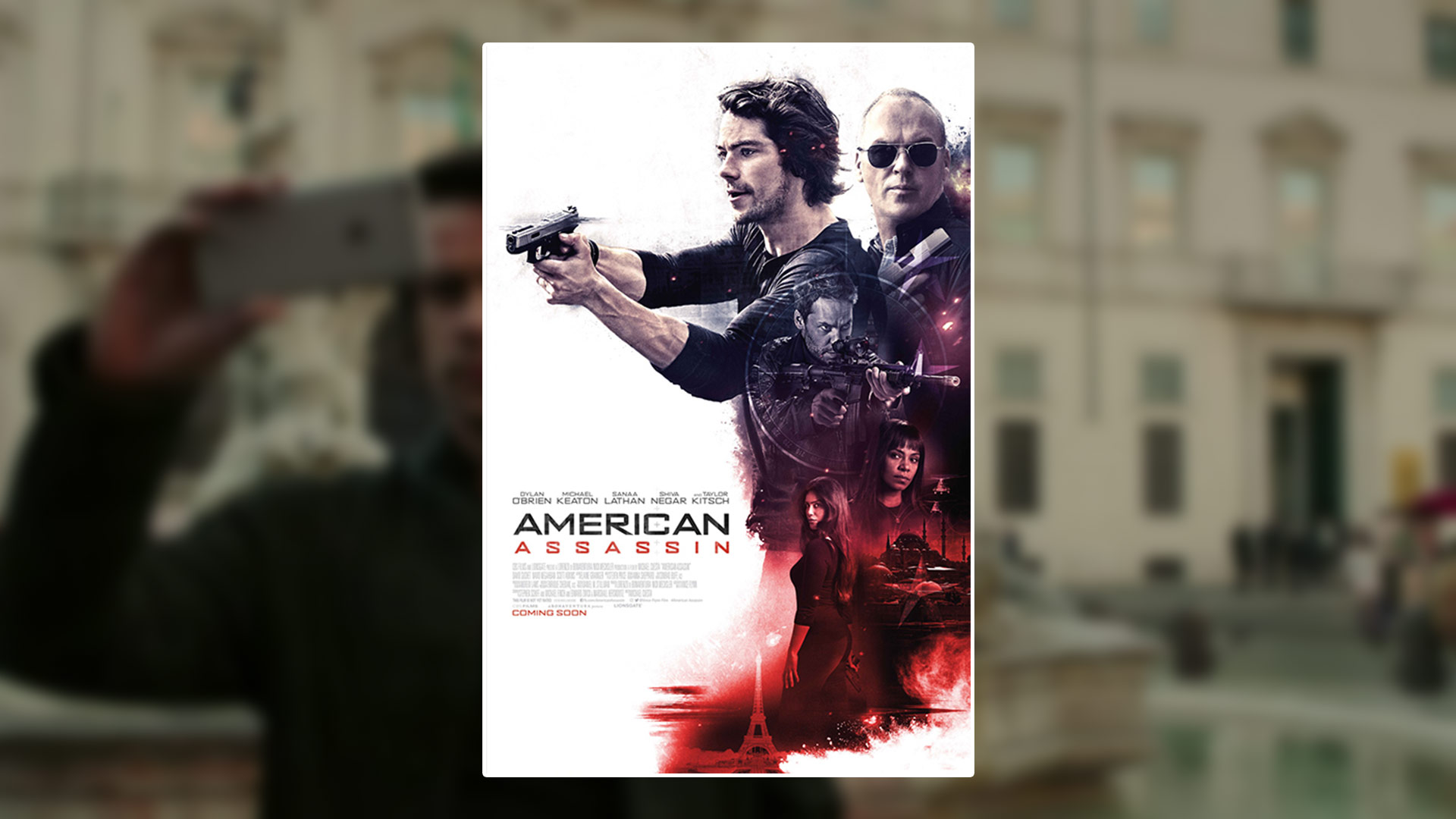 [Critique Film] American Assassin