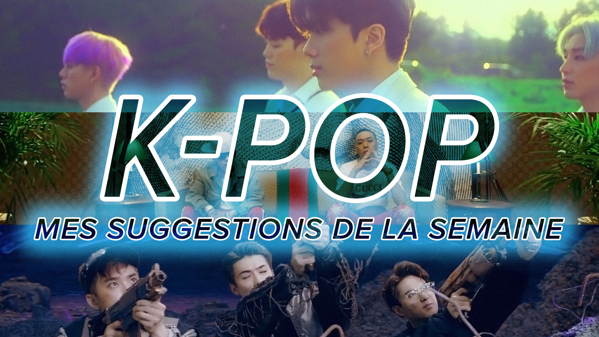 [Découverte K-Pop] Mes suggestions K-Pop du 3 au 9 septembre 2017