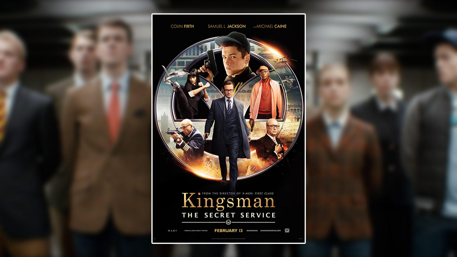 [Critique Film] Kingsman: The Secret Service