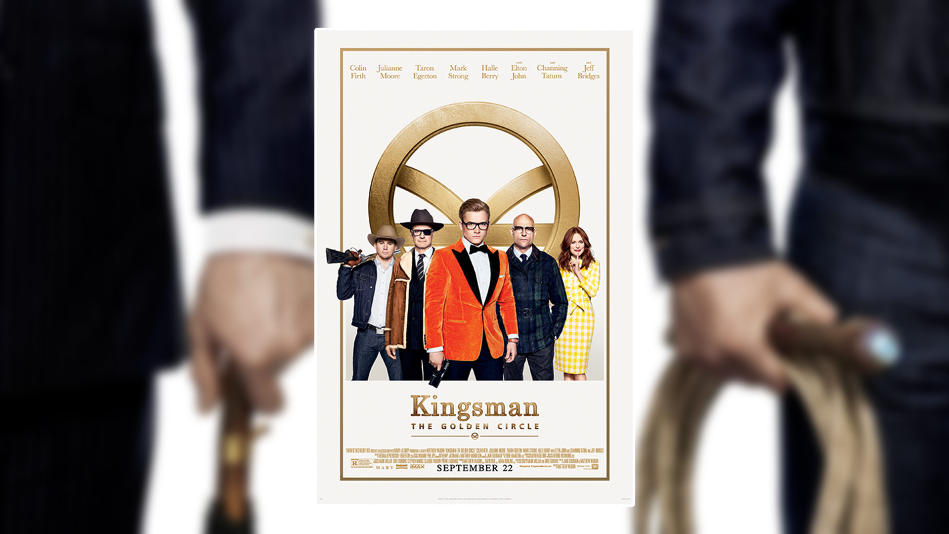 [Critique Film] Kingsman: The Golden Circle