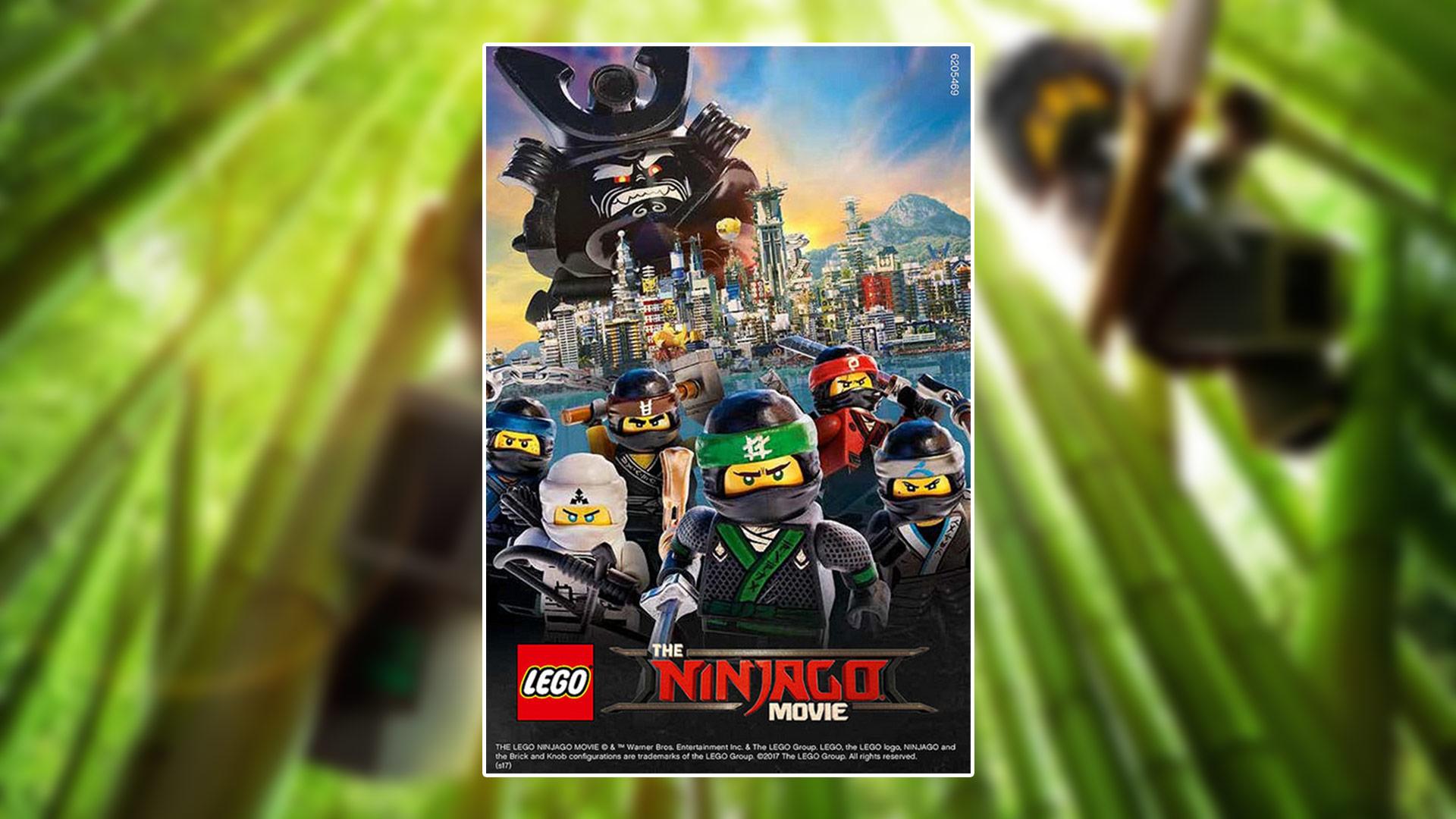 [Critique Film] The LEGO Ninjago Movie – Une histoire remplie de briques