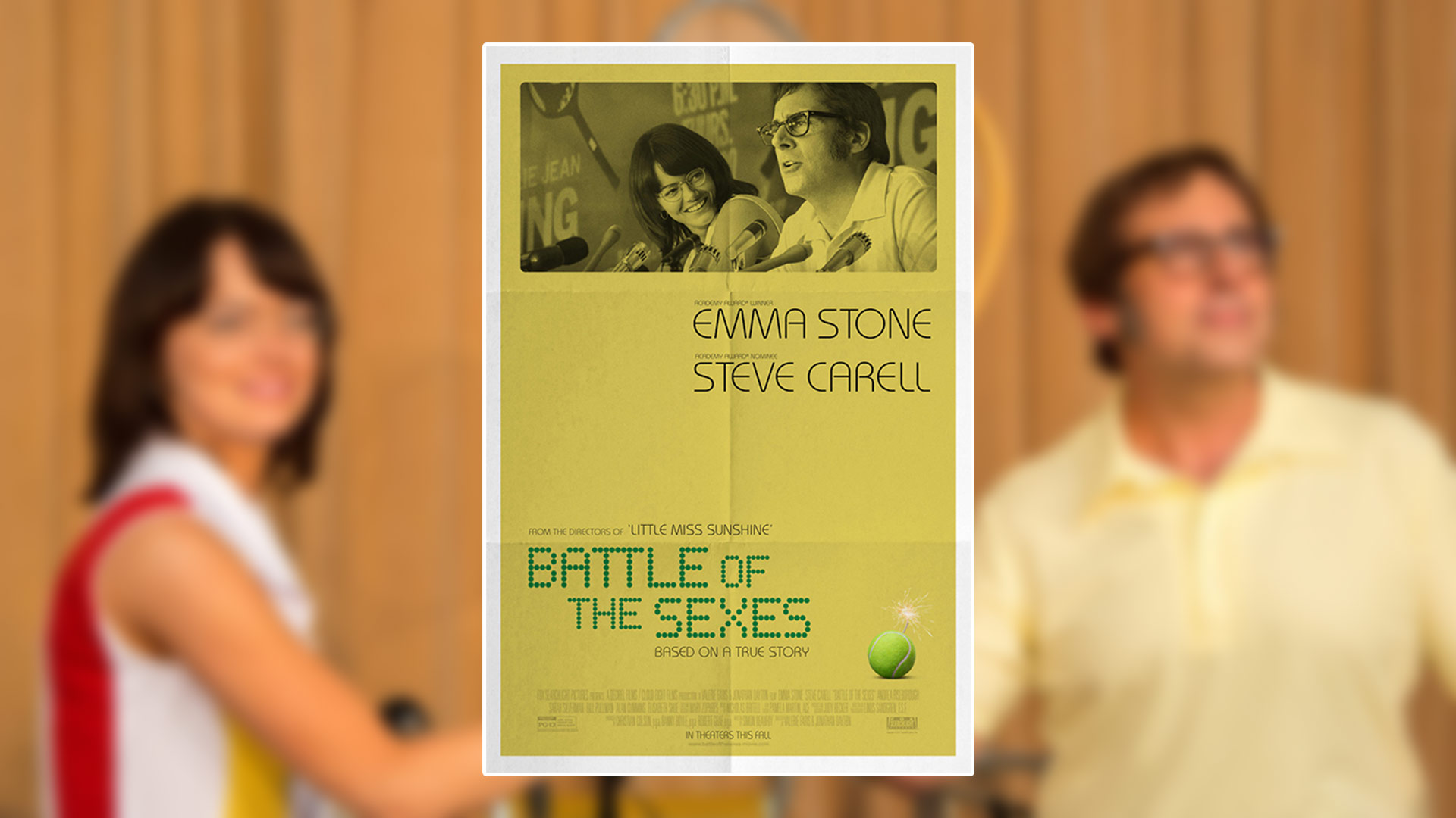 [Critique Film] Battle of the Sexes
