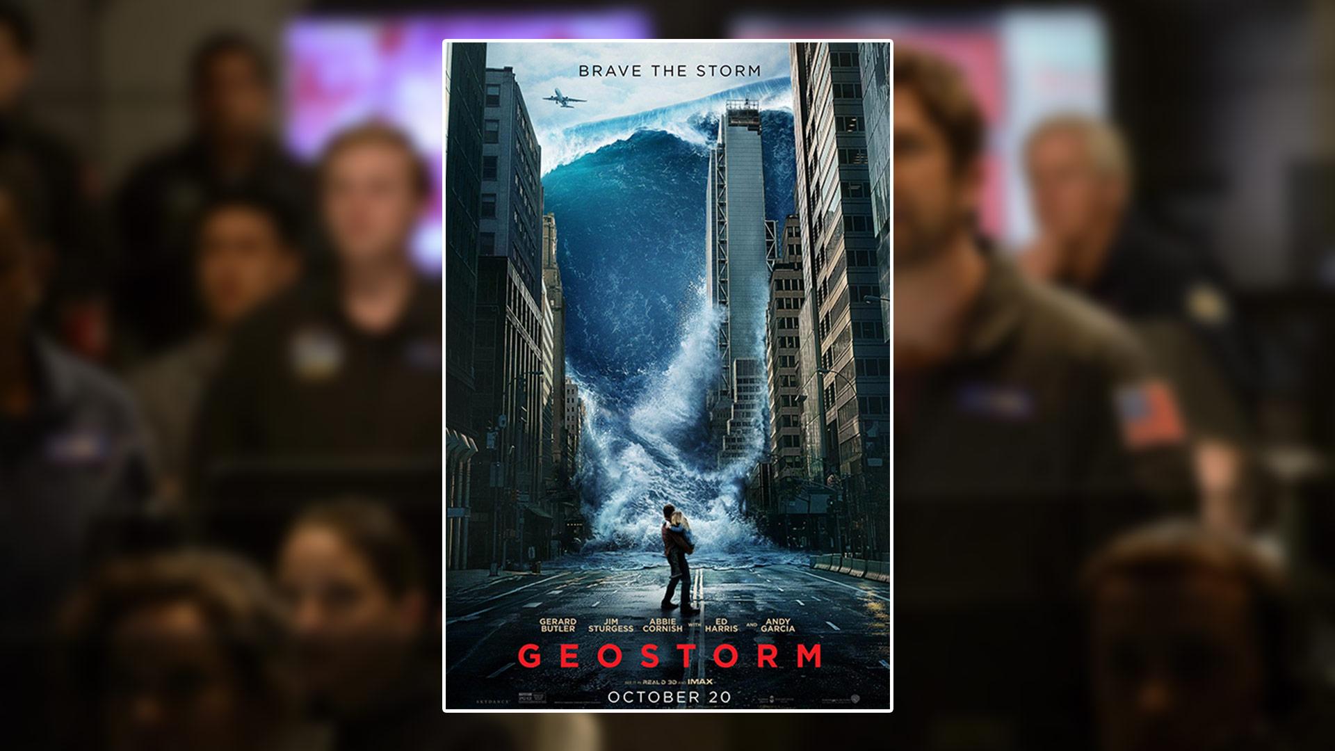 [Critique Film] Geostorm – Une tempête de ridicule