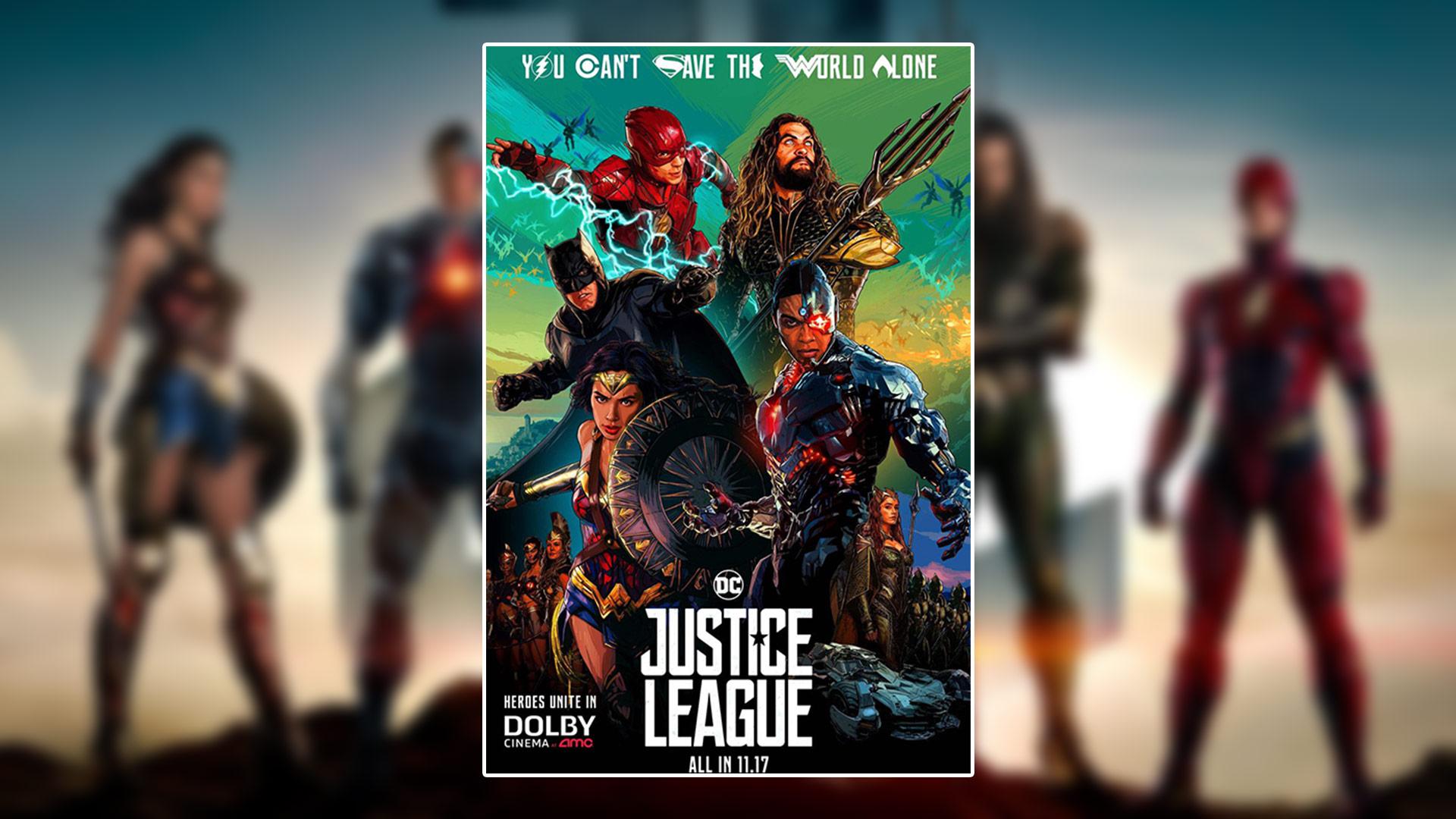 [Critique Film] Justice League de Zack Snyder