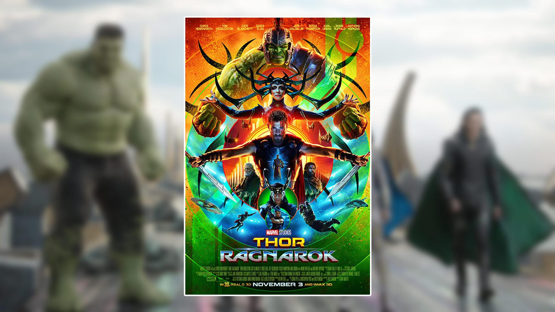 [Critique Film] Thor : Ragnarok de Taika Waititi