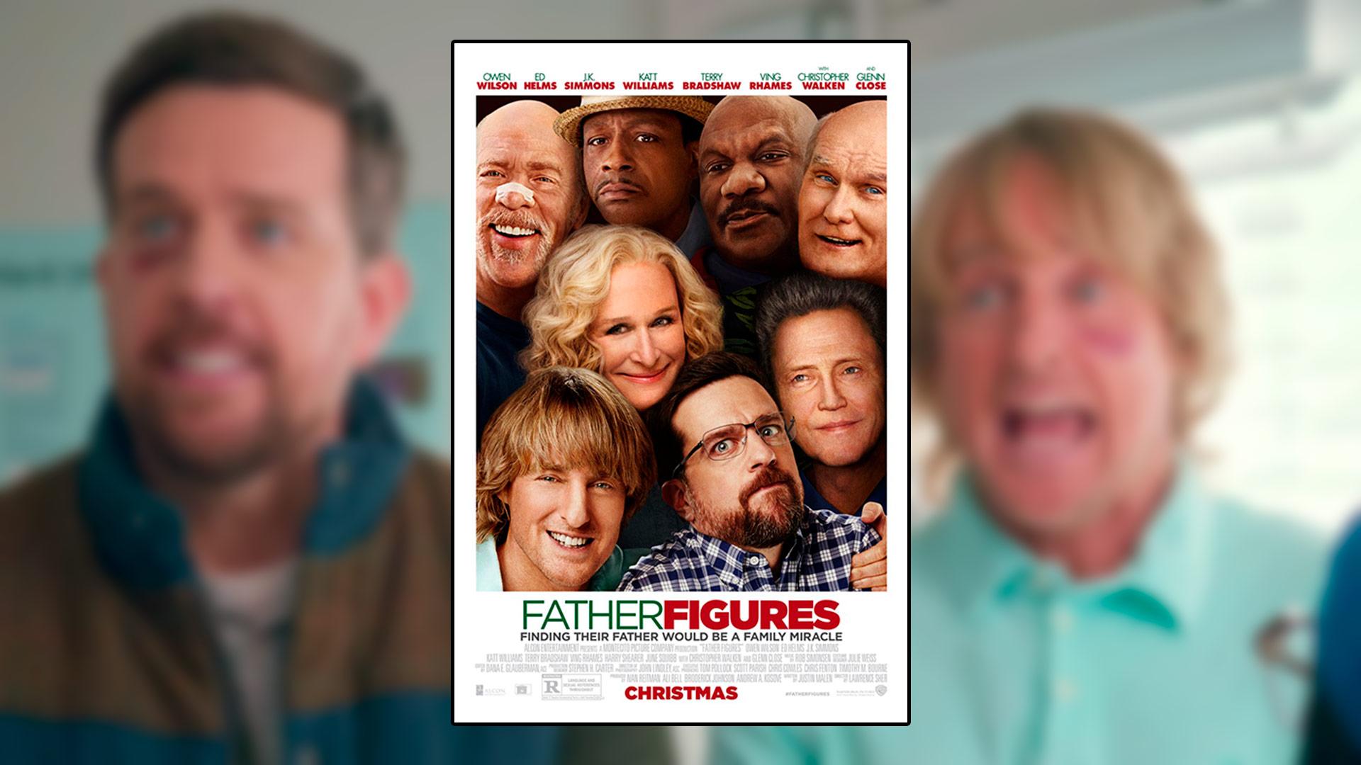 Critique du film Father Figures avec Owen Wilson