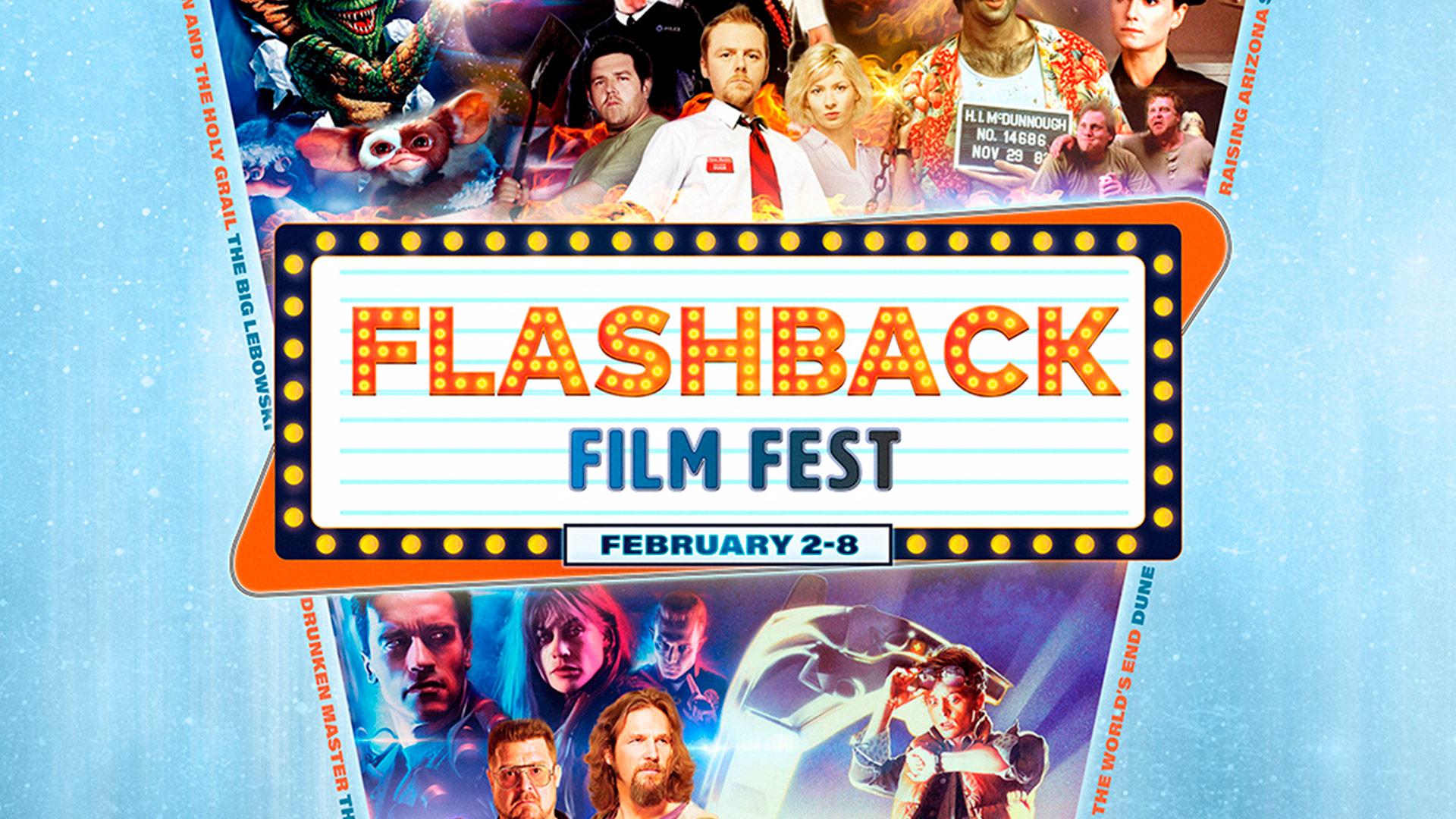 [Canada] Concours pour le Festival Retromania/Flashback Film Fest