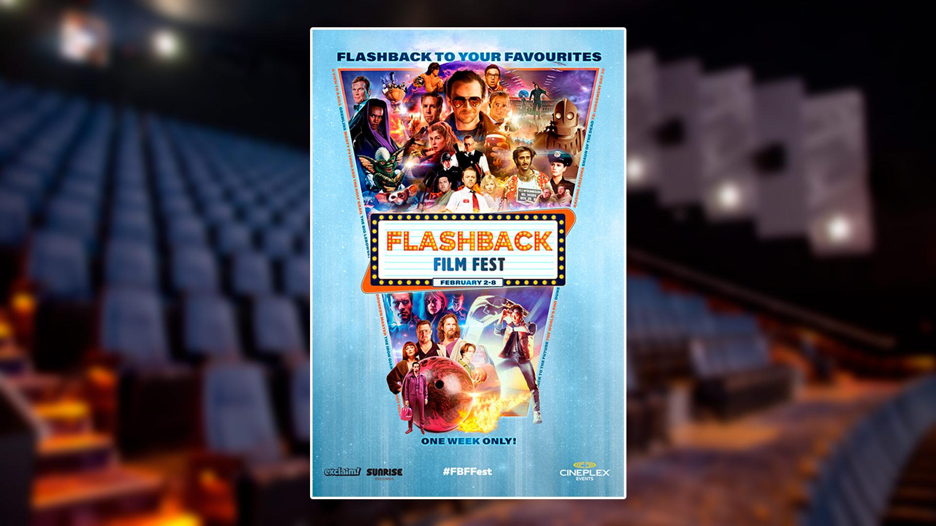 Le Festival Retromania/Flashback Film Fest est de retour du 2 au 8 février 2018