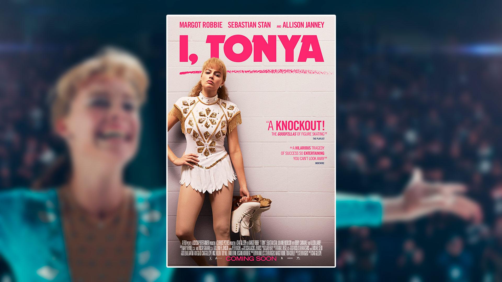 Critique du film I, Tonya avec Margot Robbie