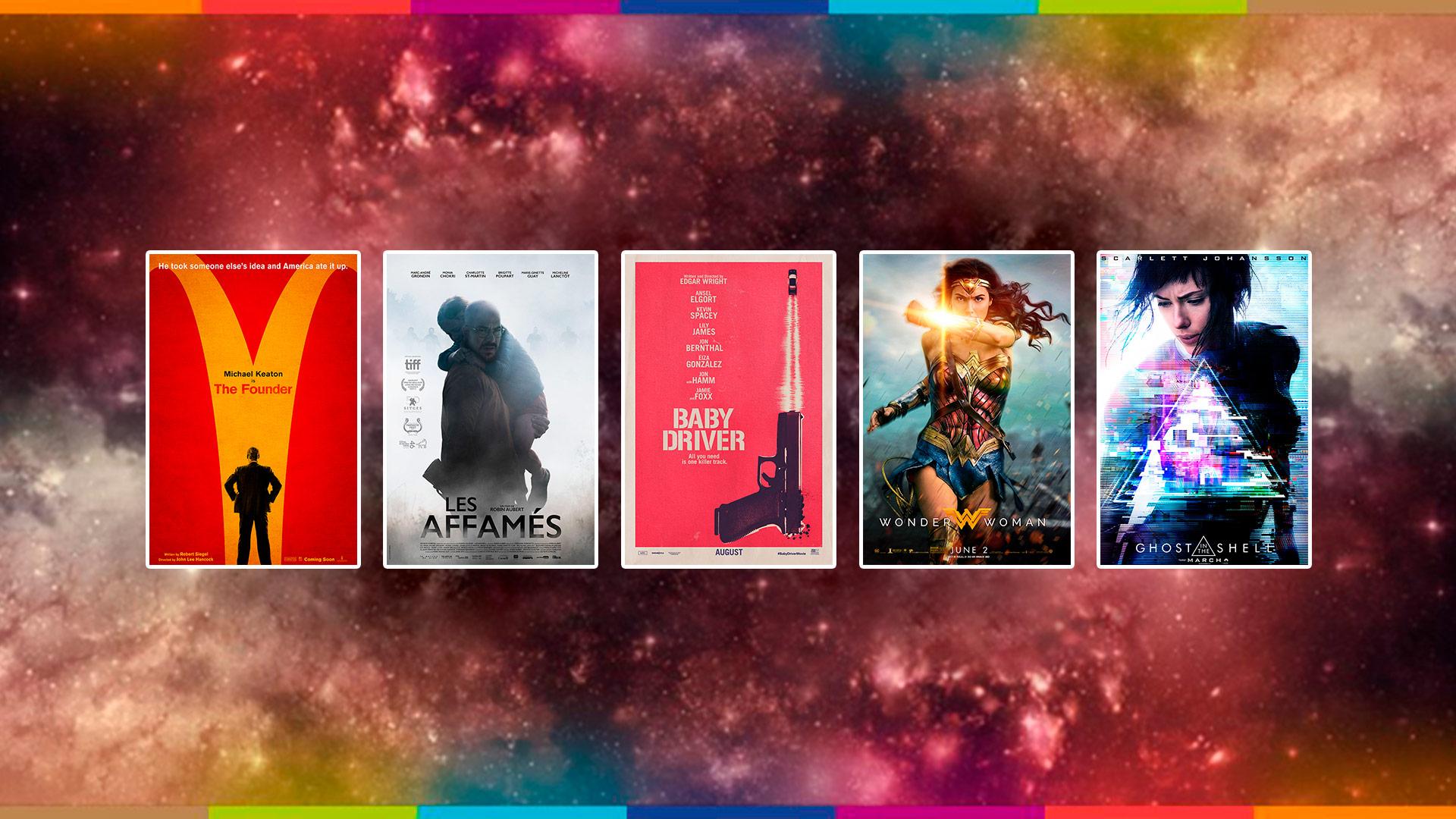 Top 5 Geeks & Com' des meilleurs films nord-américains de 2017