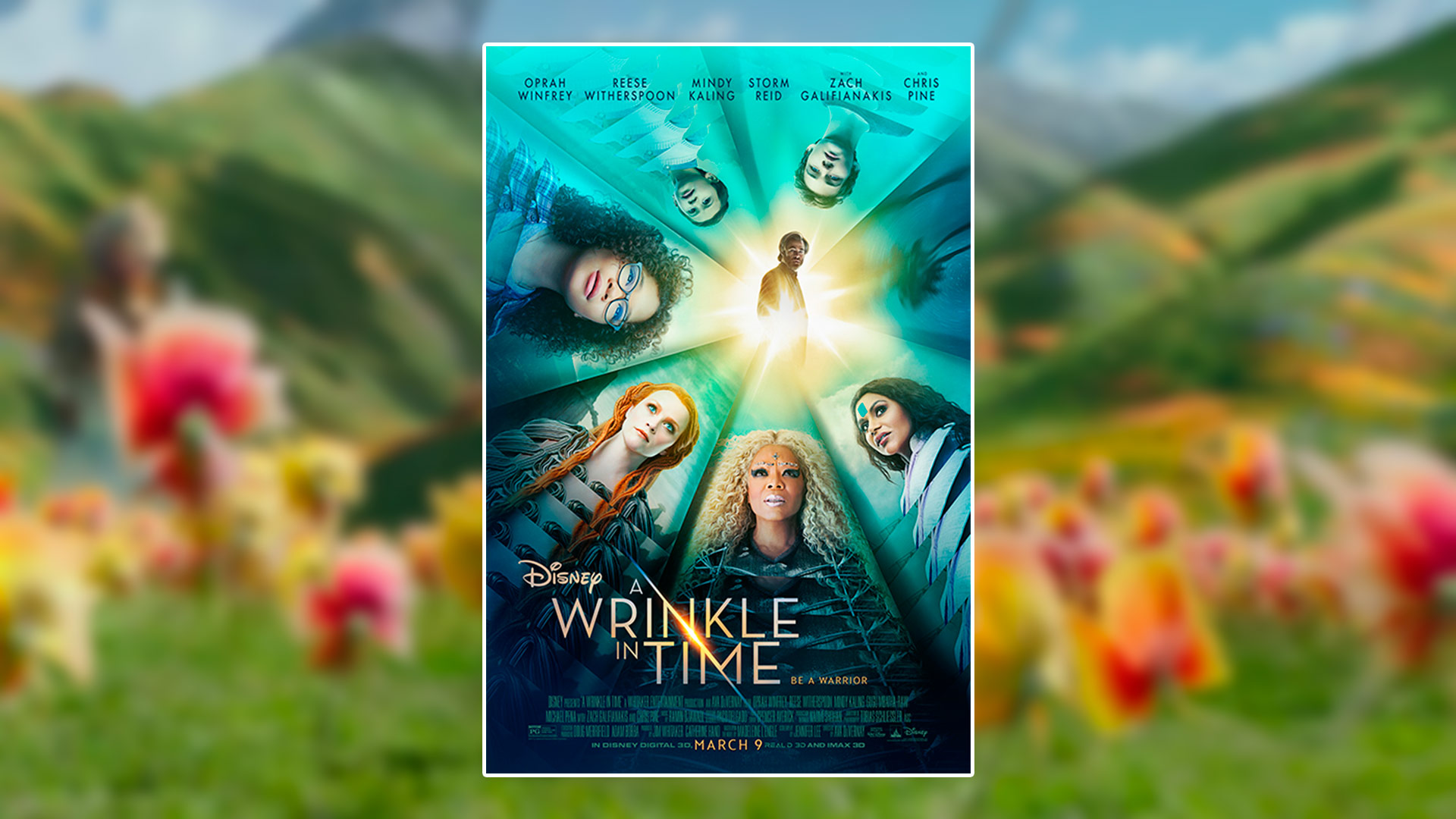 Critique du film A Wrinkle in Time avec Reese Witherspoon
