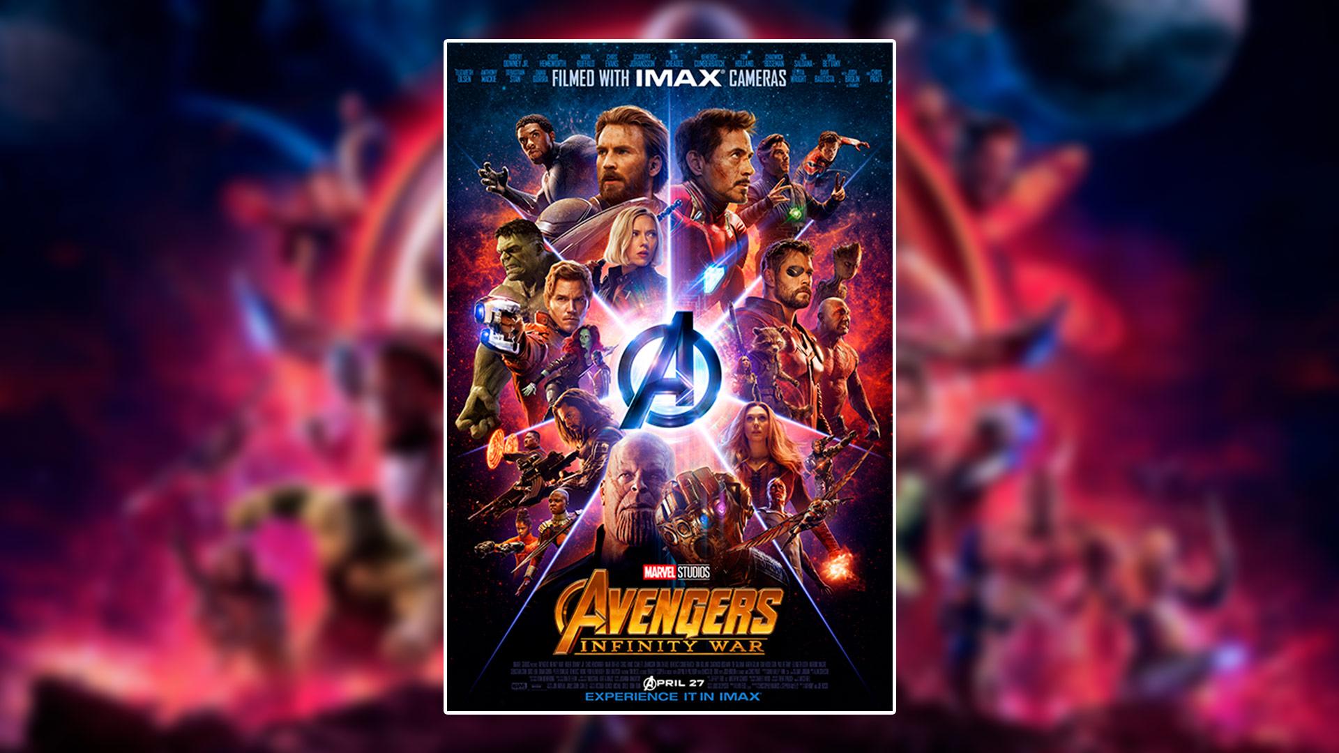 Critique du film Avengers : Infinity War réalisé par Anthony et Joe Russo
