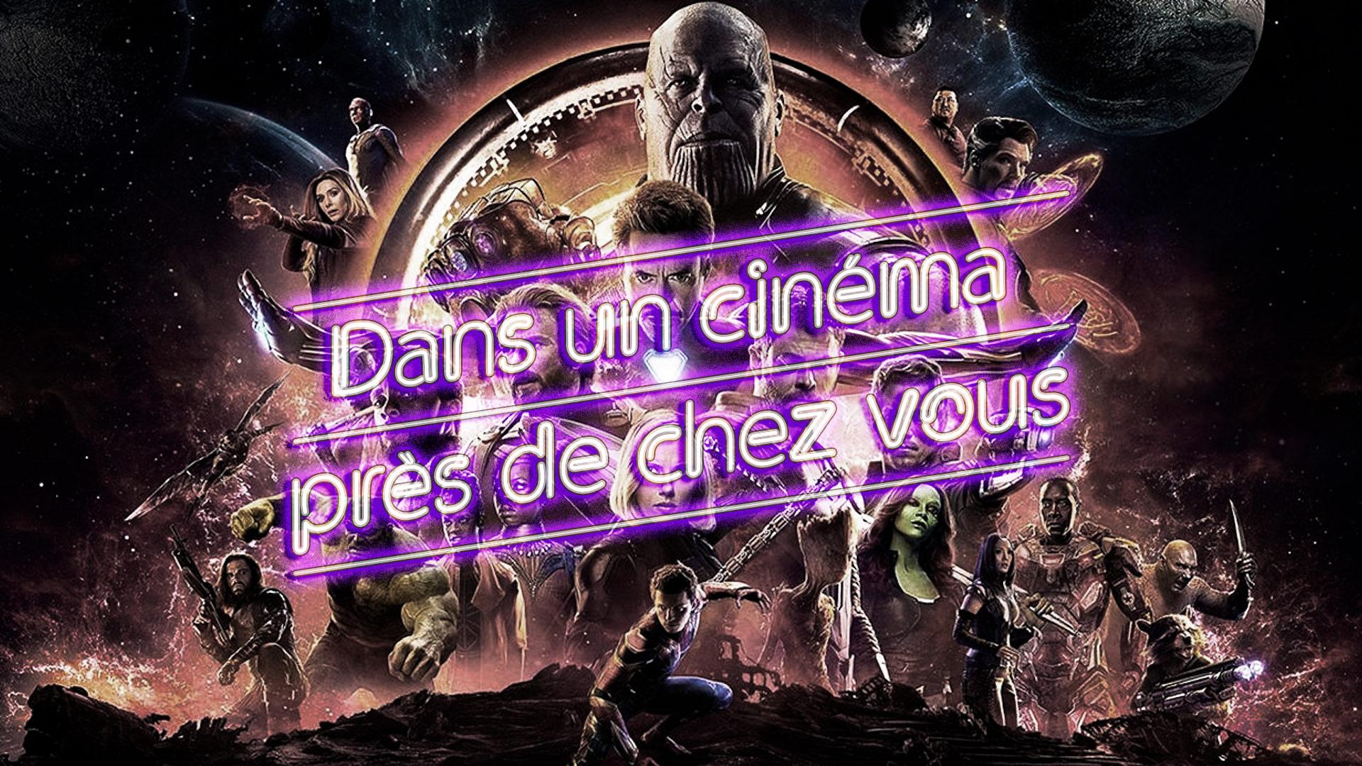 Avengers: Infinity War – Nos impressions | Cinéma