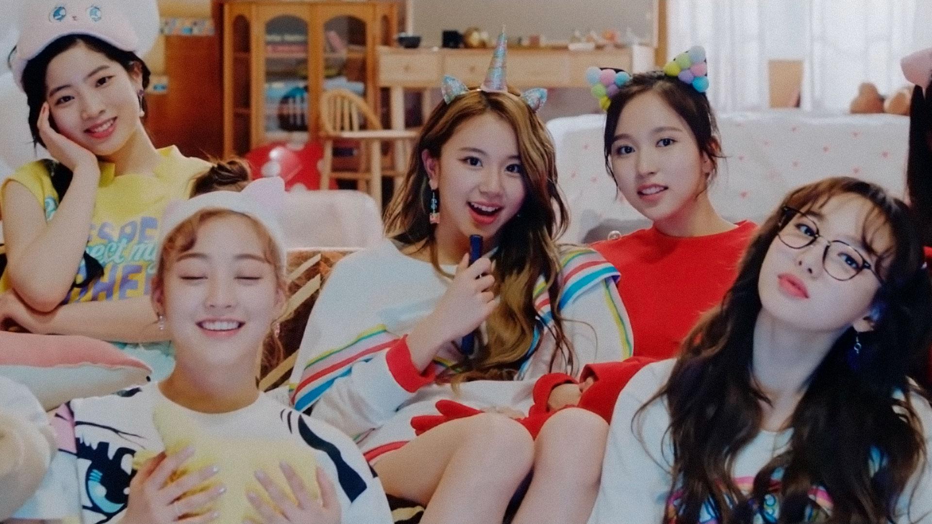 Mes suggestions K-Pop du 8 au 14 avril 2018 – Twice