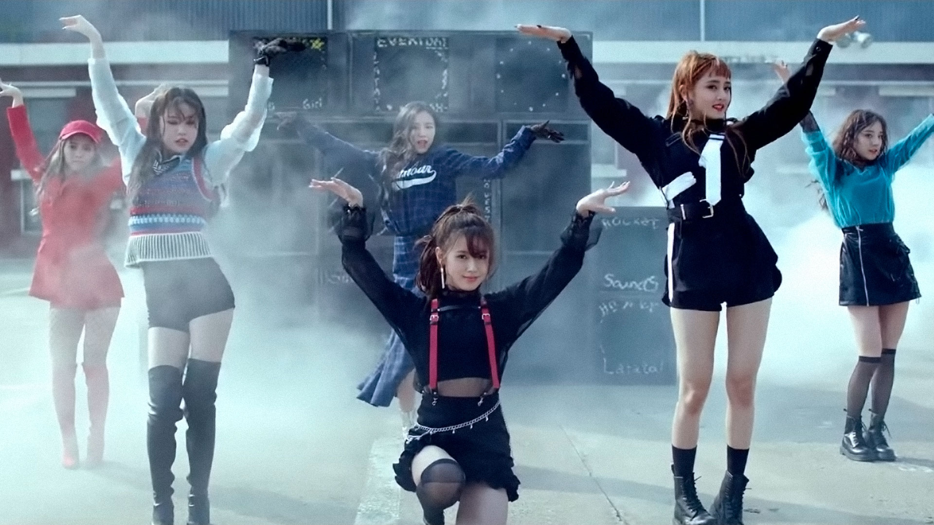 Mes suggestions K-Pop du 1er au 5 mai 2018 – (G)I-DLE
