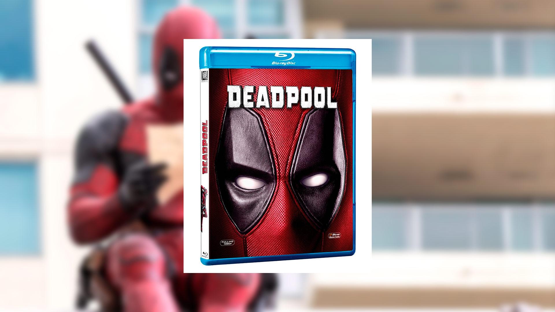 Critique du Blu-Ray de Deadpool avec Ryan Reynolds
