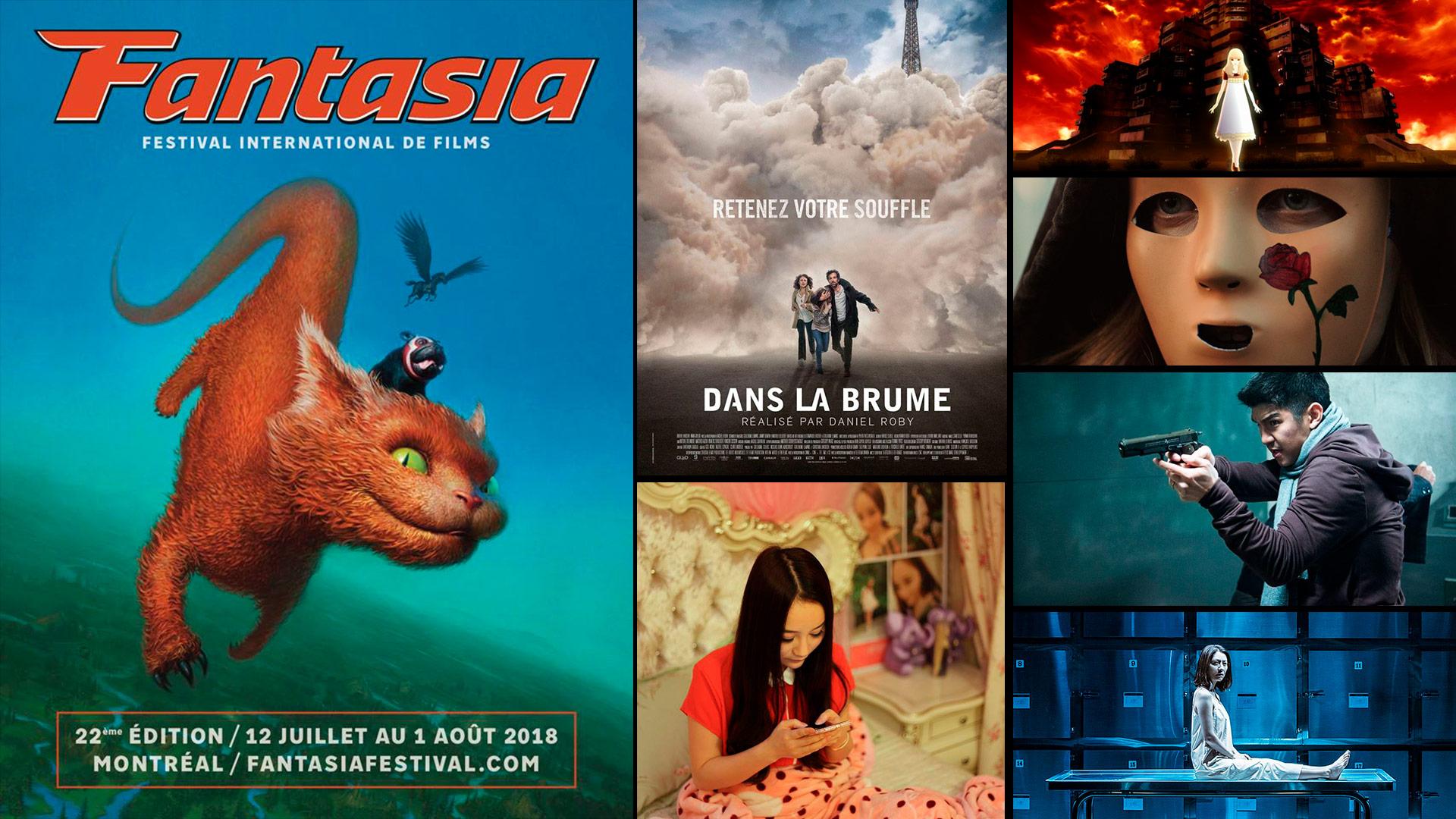 La seconde vague de films annoncée pour le Festival Fantasia