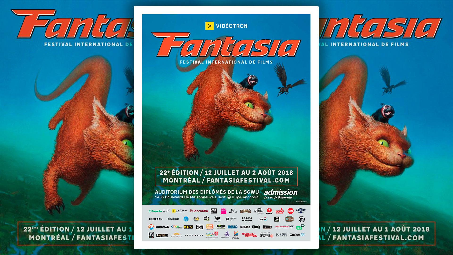 [Fantasia 2018] La programmation complète du festival est révélée