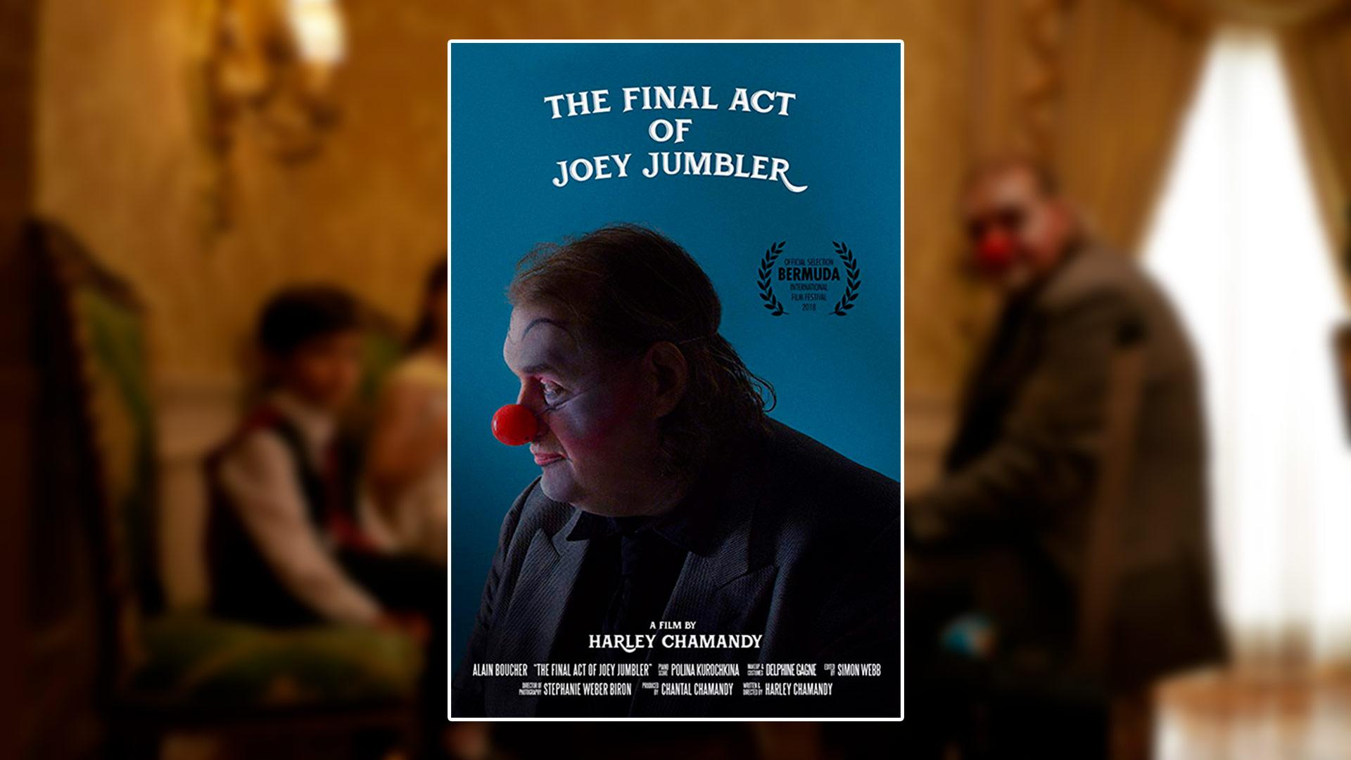 Critique du court métrage The Final Act of Joey Jumbler