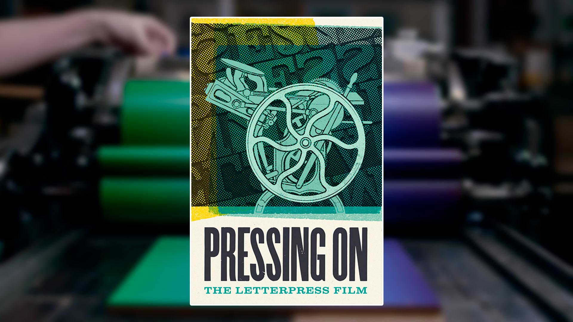 Critique du documentaire Pressing On: The Letterpress Film en VOD et DVD/Blu-Ray