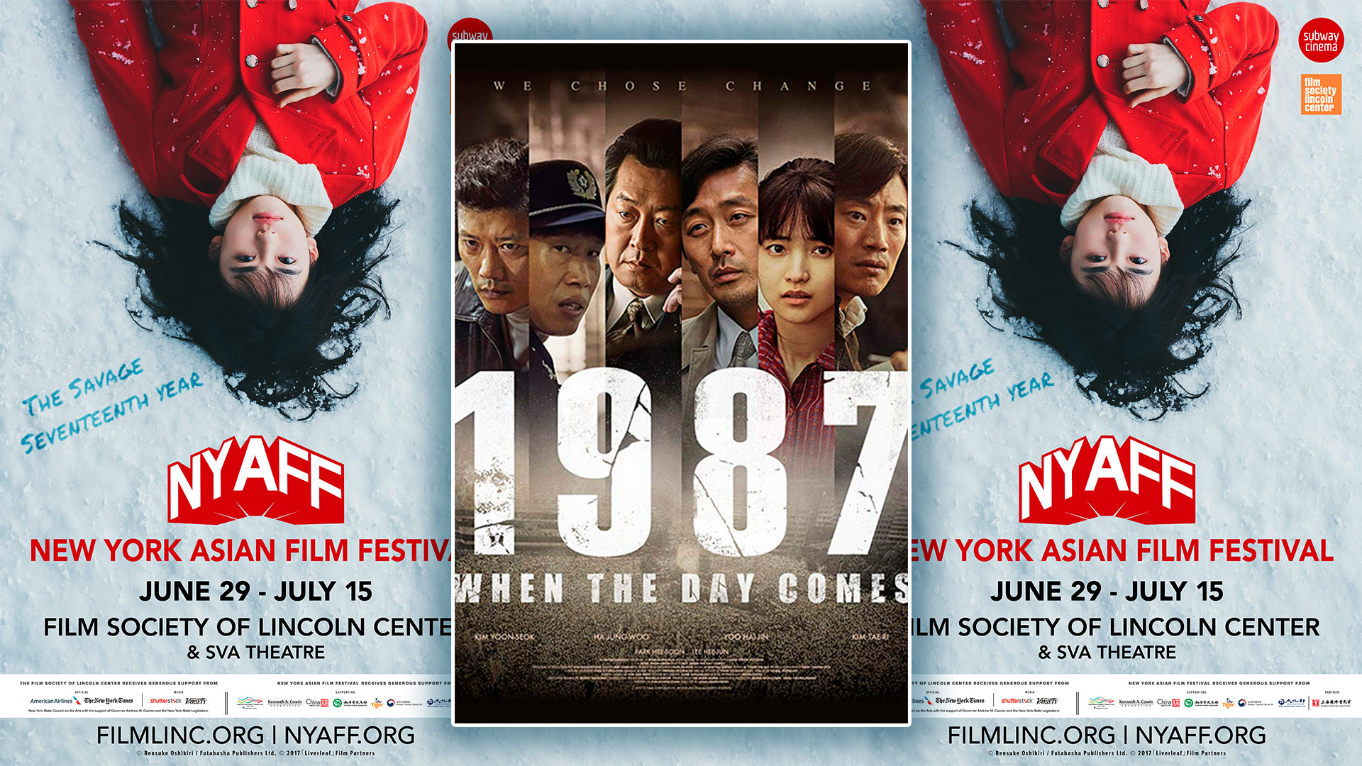 [NYAFF 2018] Critique du film 1987: When The Day Comes