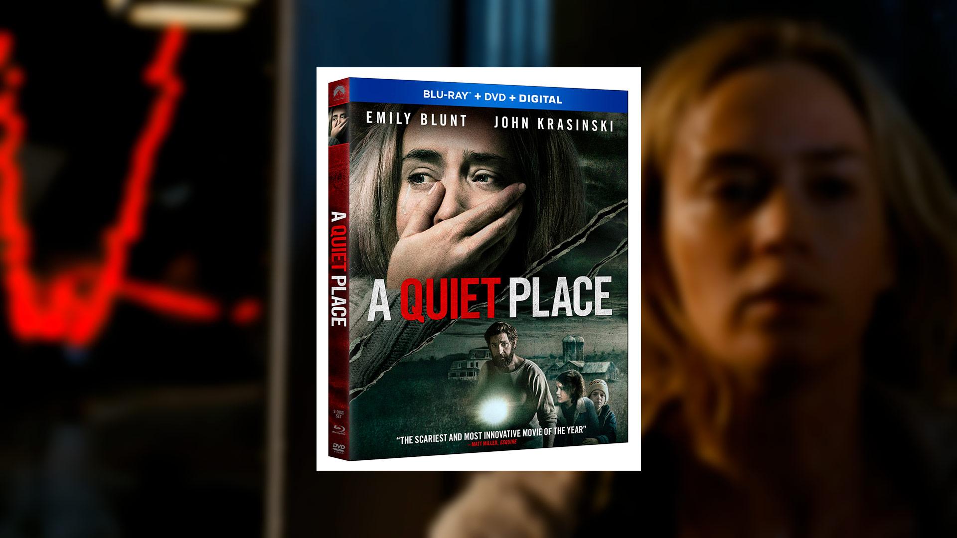 Critique du Blu-Ray de A Quiet Place