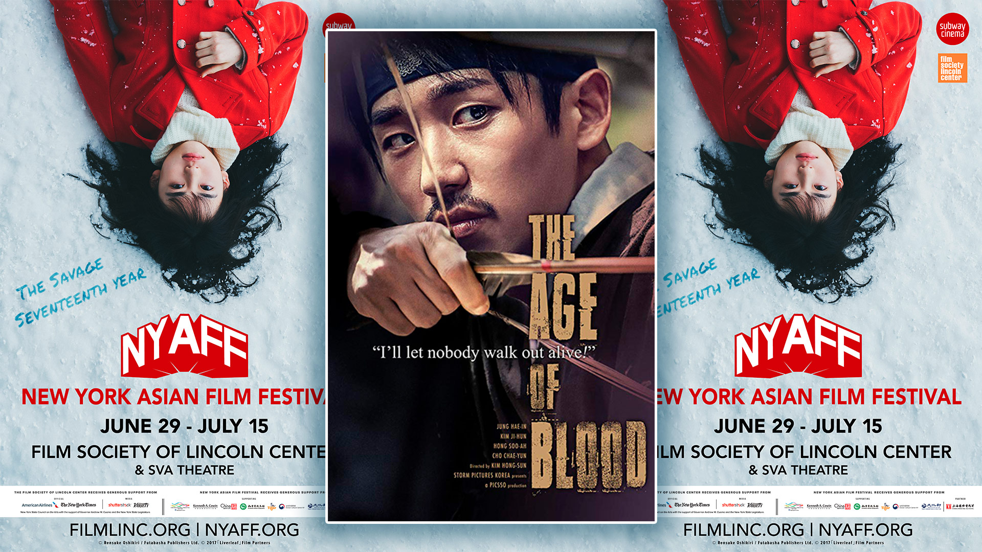 [NYAFF 2018] Critique du film The Age of Blood