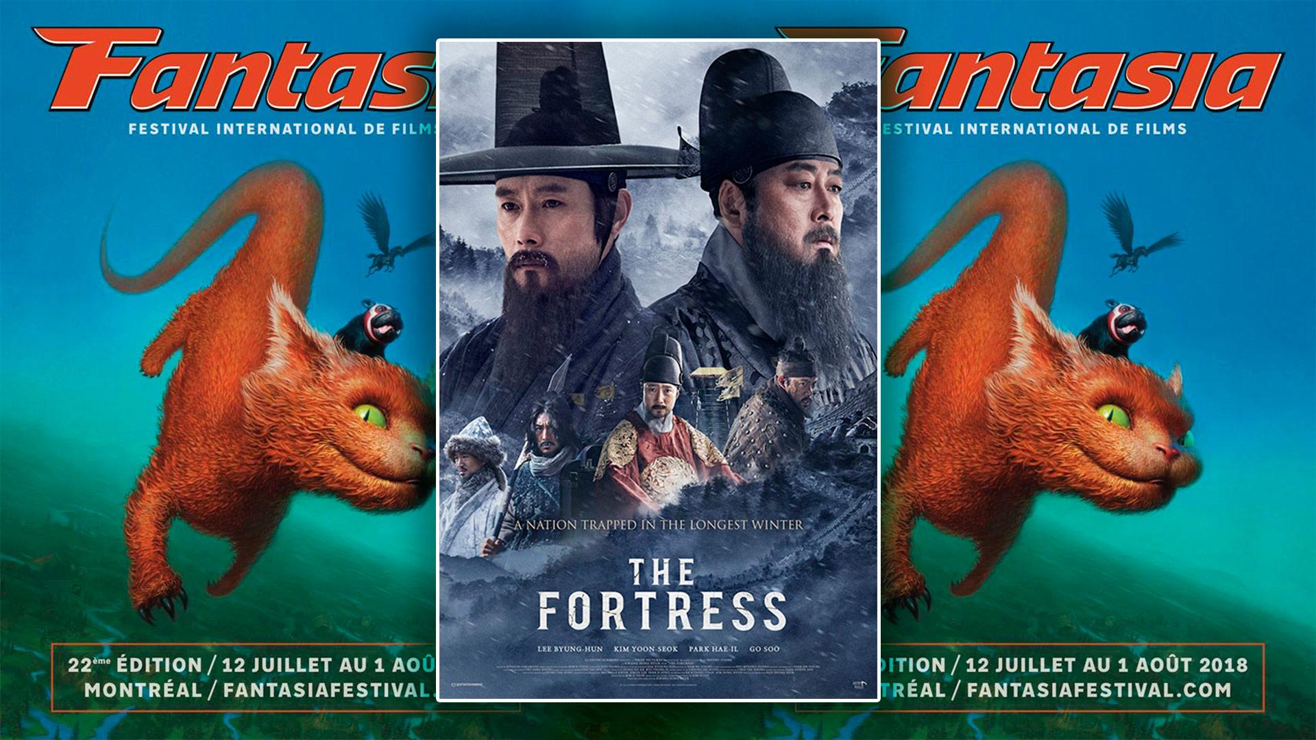 [Fantasia 2018] Critique du film The Fortress
