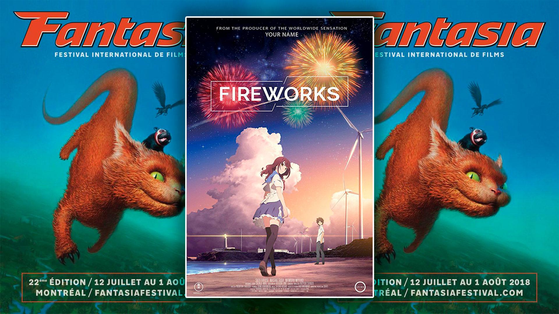 [Fantasia 2018] Critique du film Fireworks