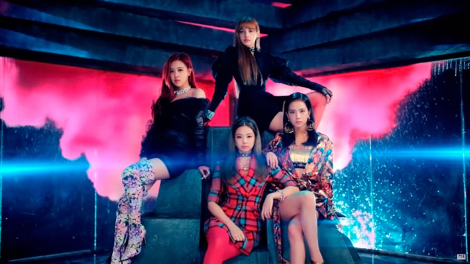 Mes suggestions K-Pop du 10 au 16 juin 2018 – Blackpink