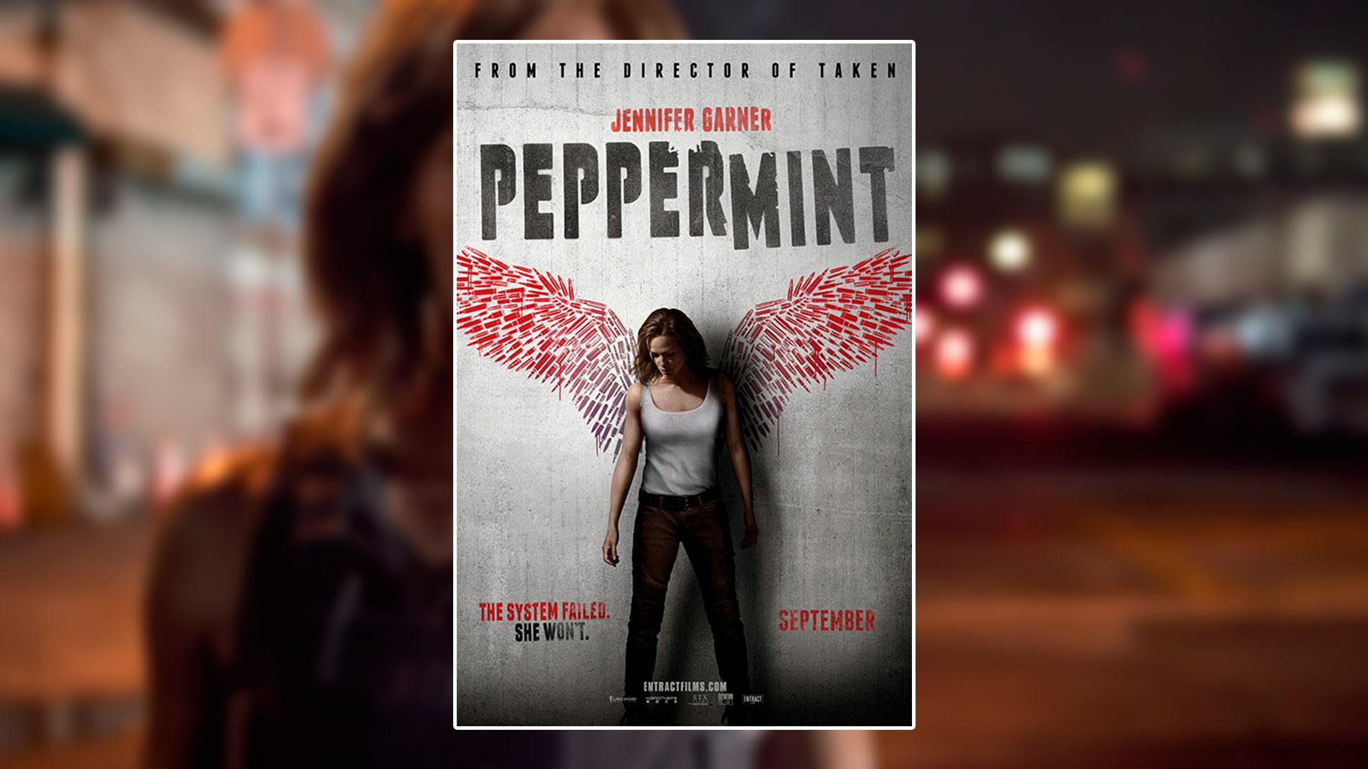 Critique du film Peppermint avec Jennifer Garner