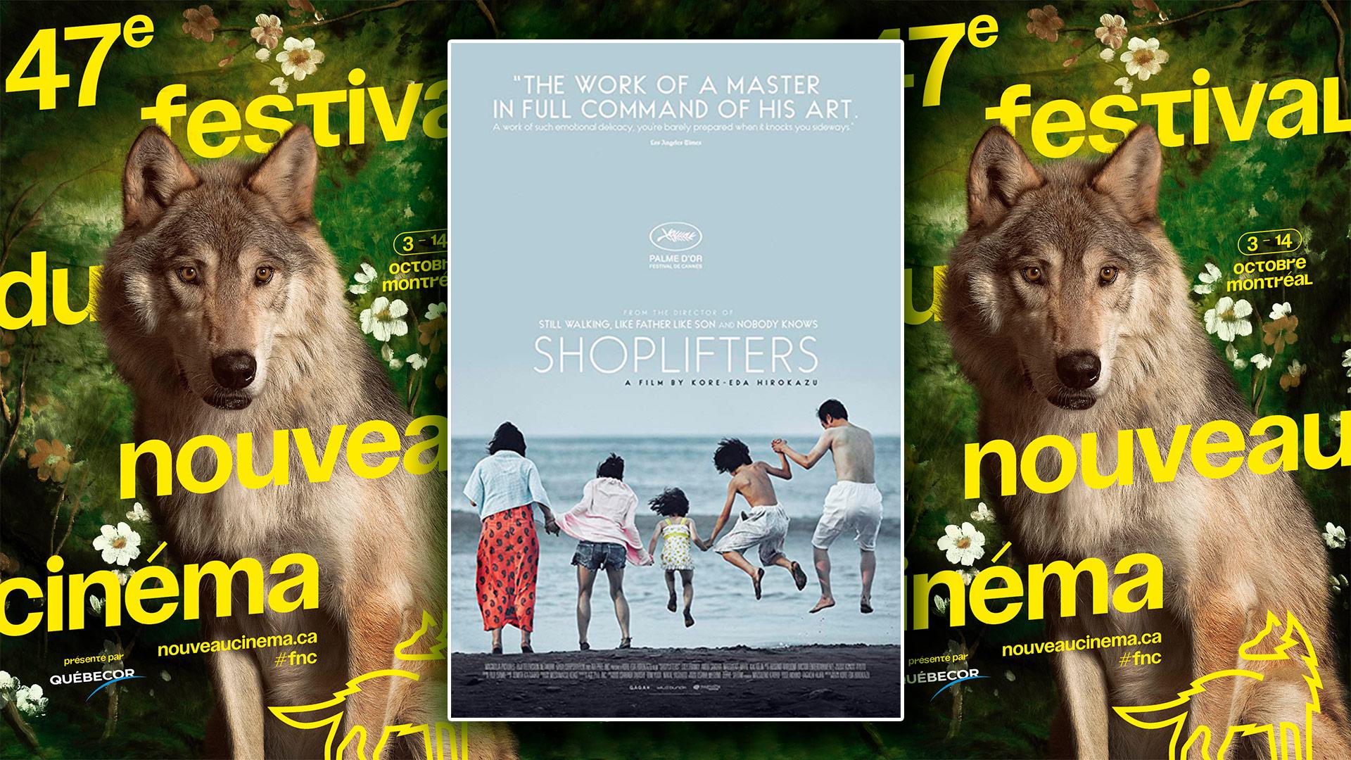 [FNC 2018] Critique du film Shoplifters