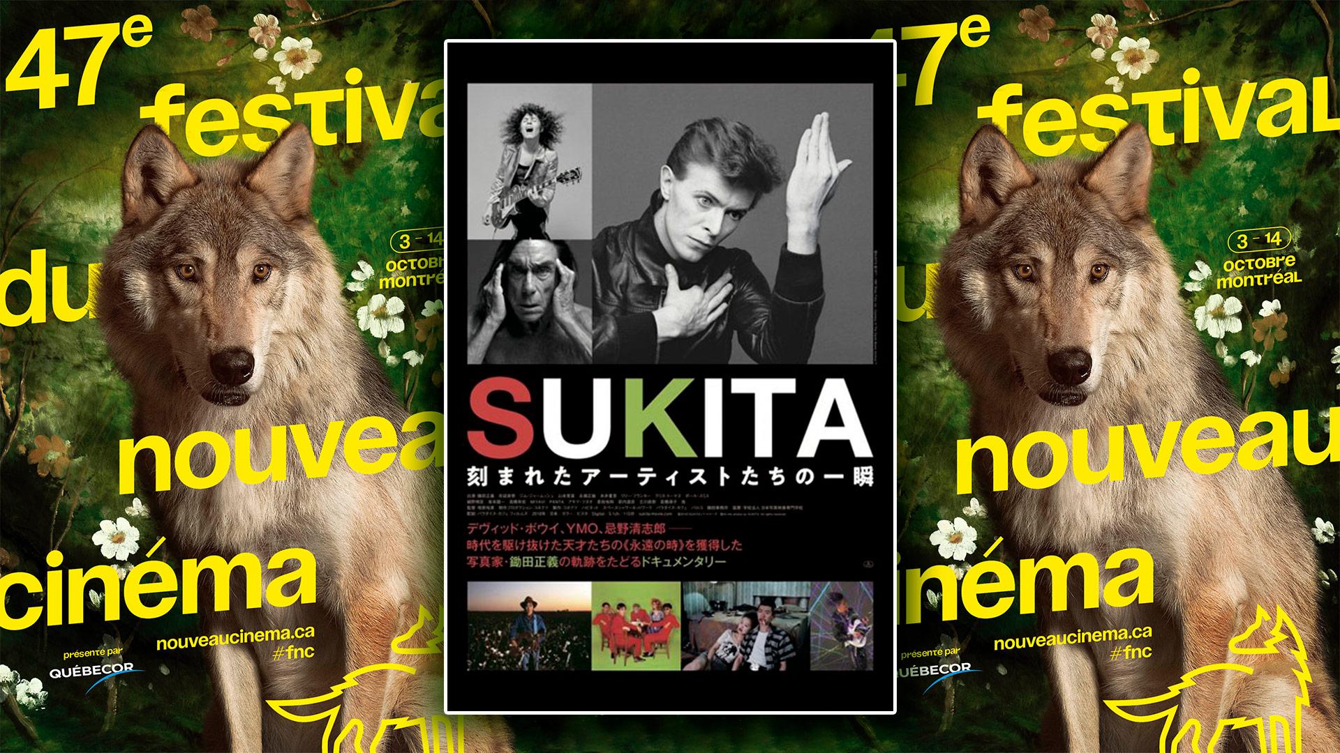 [FNC 2018] Critique du documentaire Sukita : The Shoot Must Go On