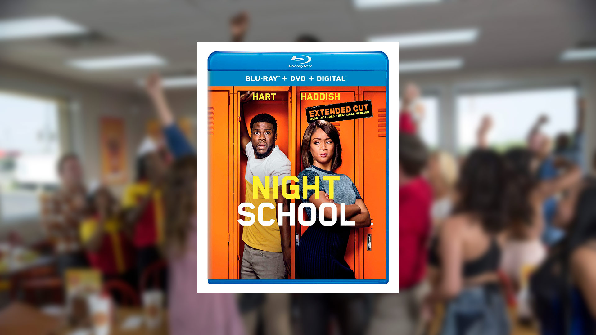 Critique du film Night School (Blu-Ray)