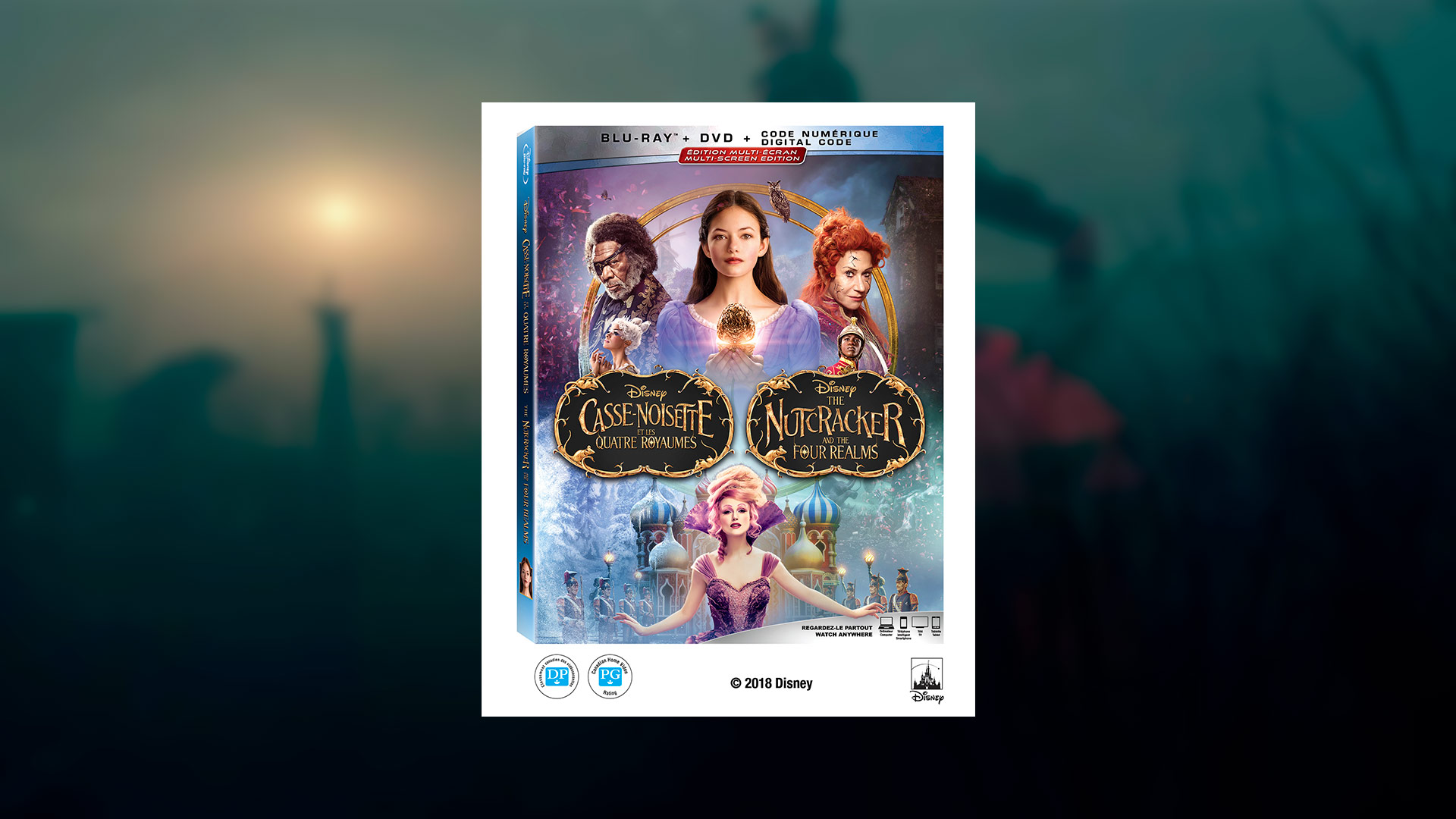 The Nutcracker and the Four Realms (Critique Blu-Ray)
