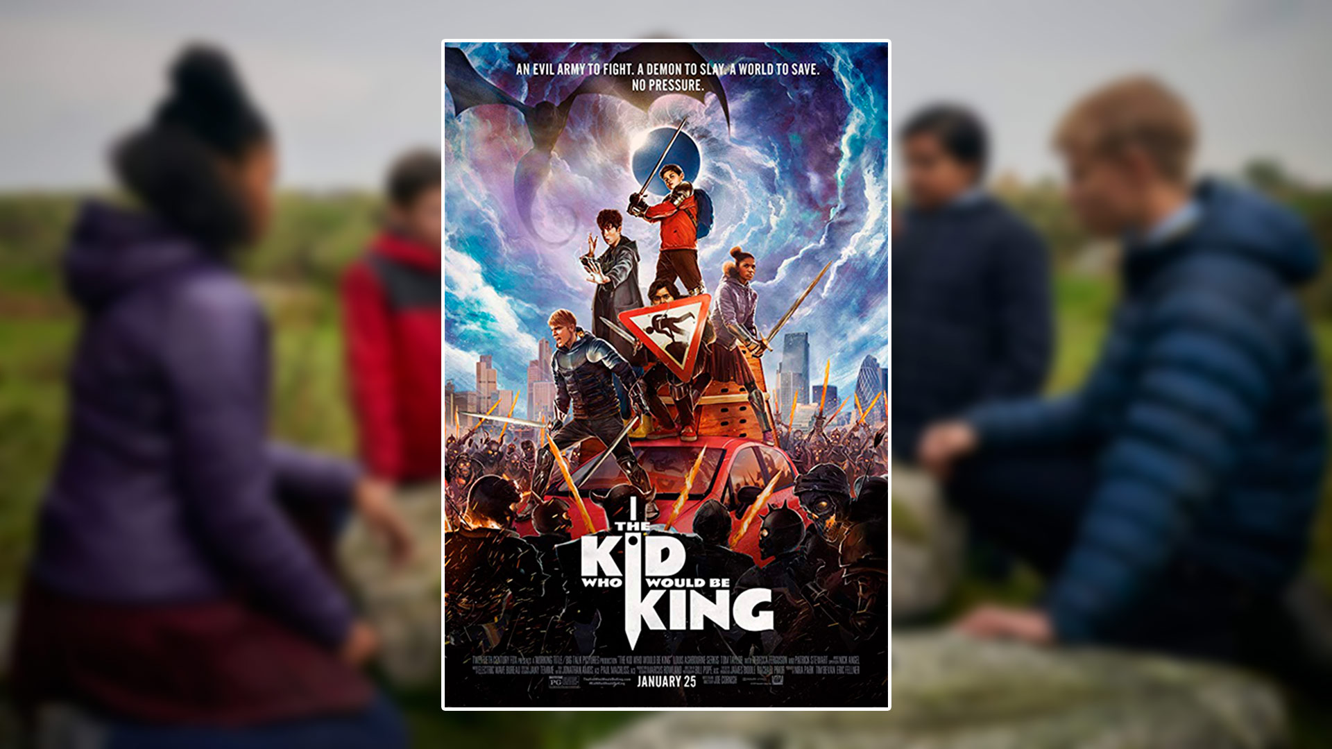 The Kid Who Would Be King (Critique Cinéma)