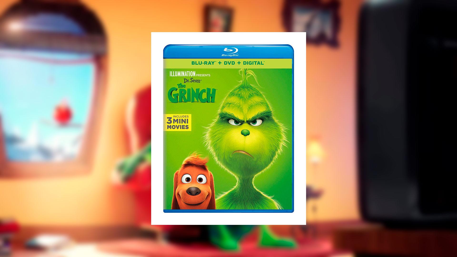 Dr. Seuss' The Grinch (Critique du Blu-Ray)