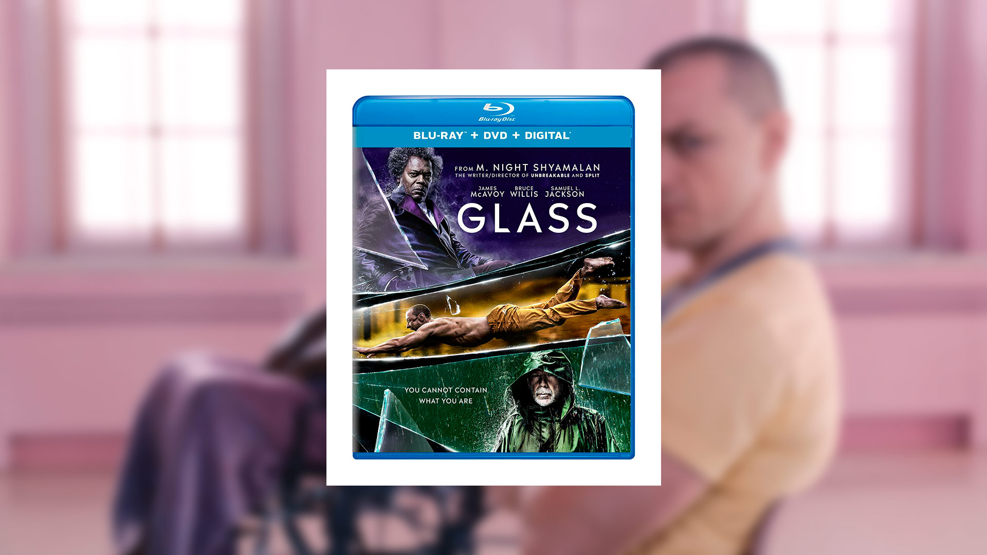 Glass – La fin de la trilogie de M. Night Shyamalan (Critique du Blu-Ray)