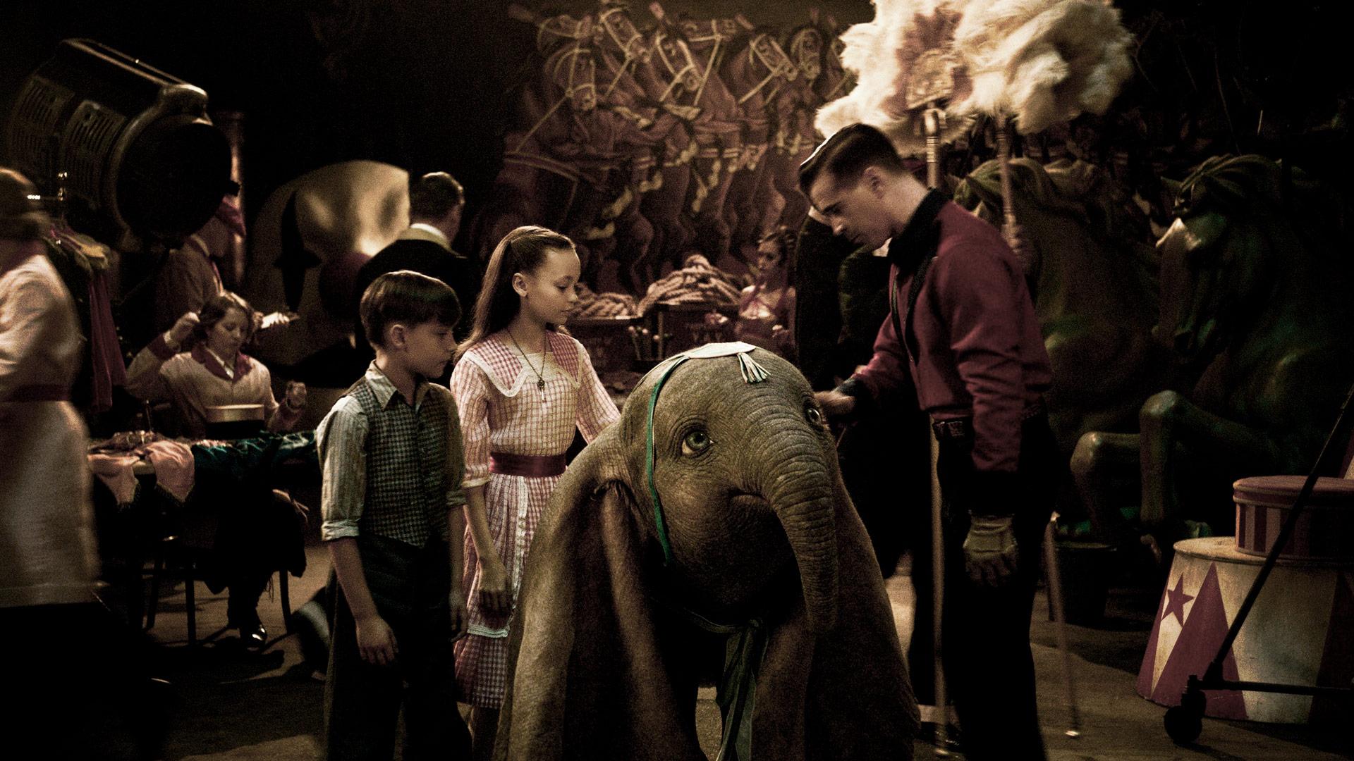 Dumbo en Blu-Ray – Critique | DCPCV