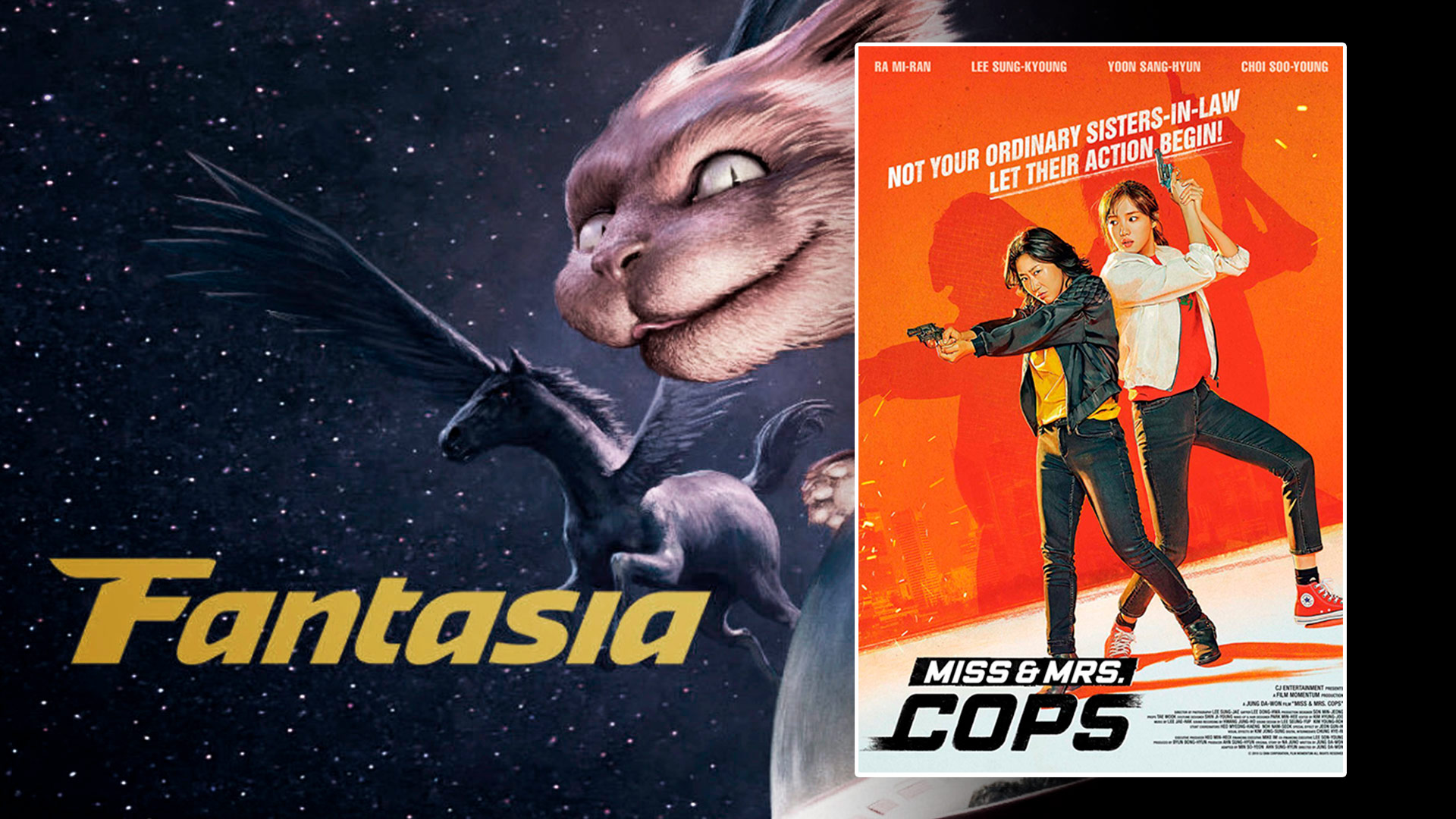 Miss and Mrs. Cops – Critique | Fantasia