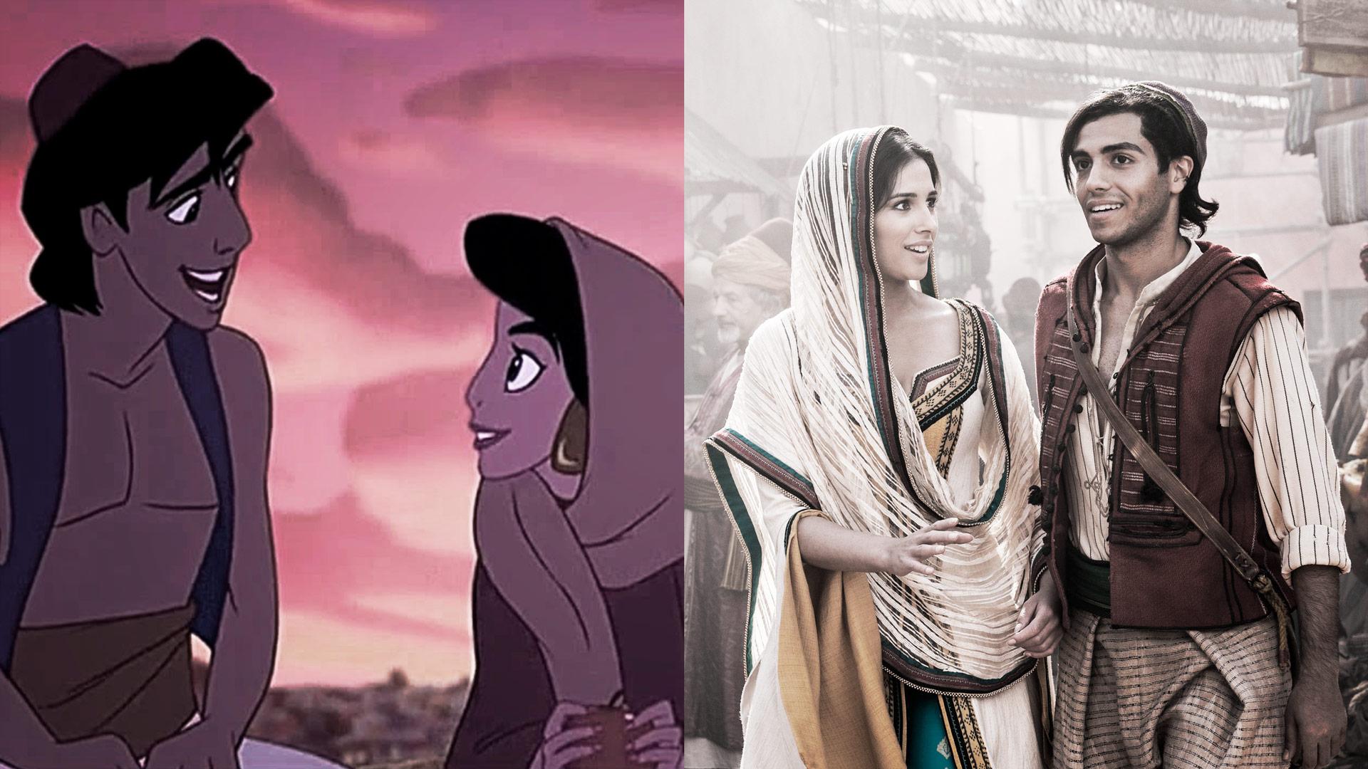 Aladdin (1992 vs 2019) – Critique & Comparaison | Blu-Ray