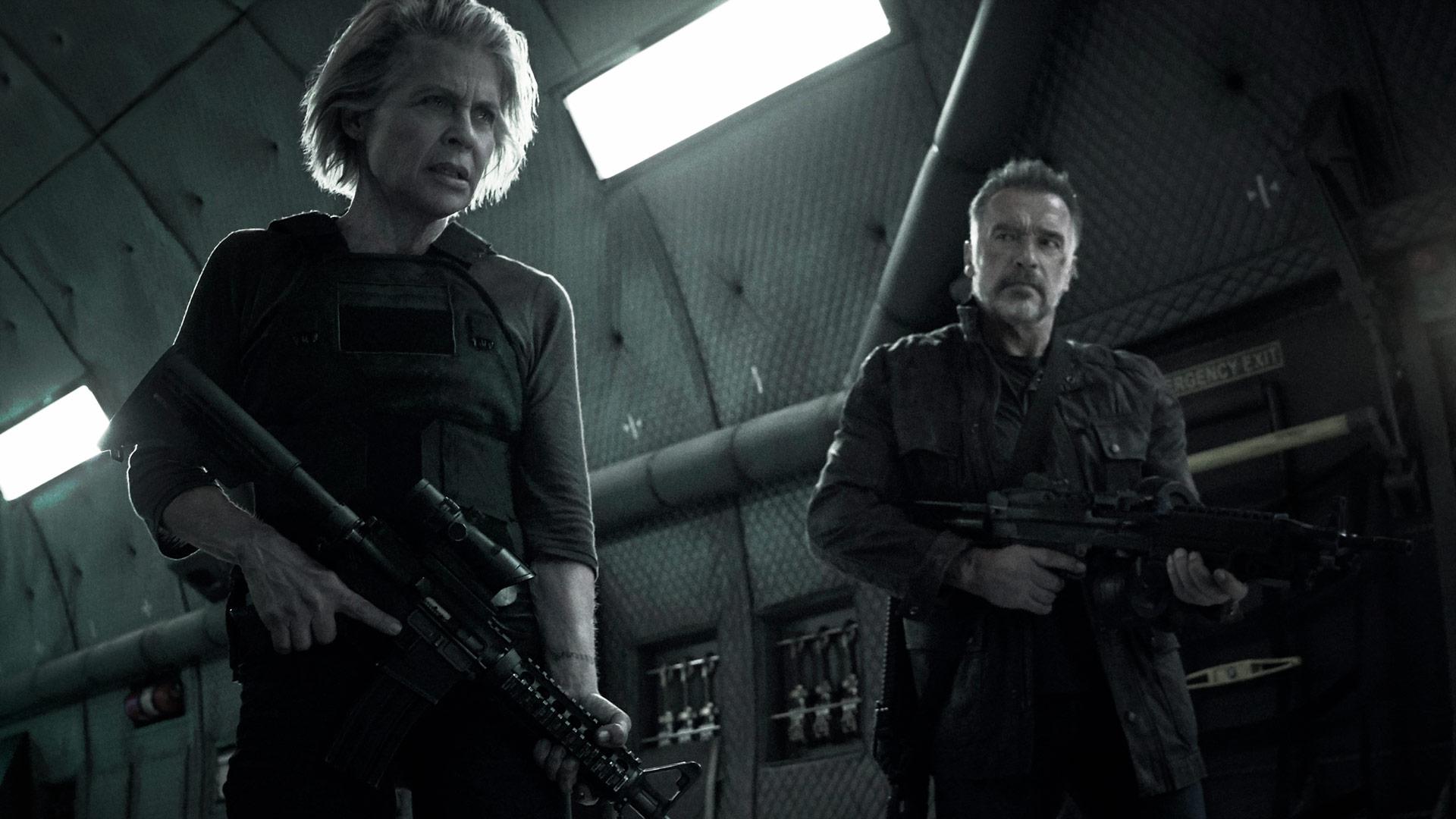 Terminator: Dark Fate – Critique | Cinéma