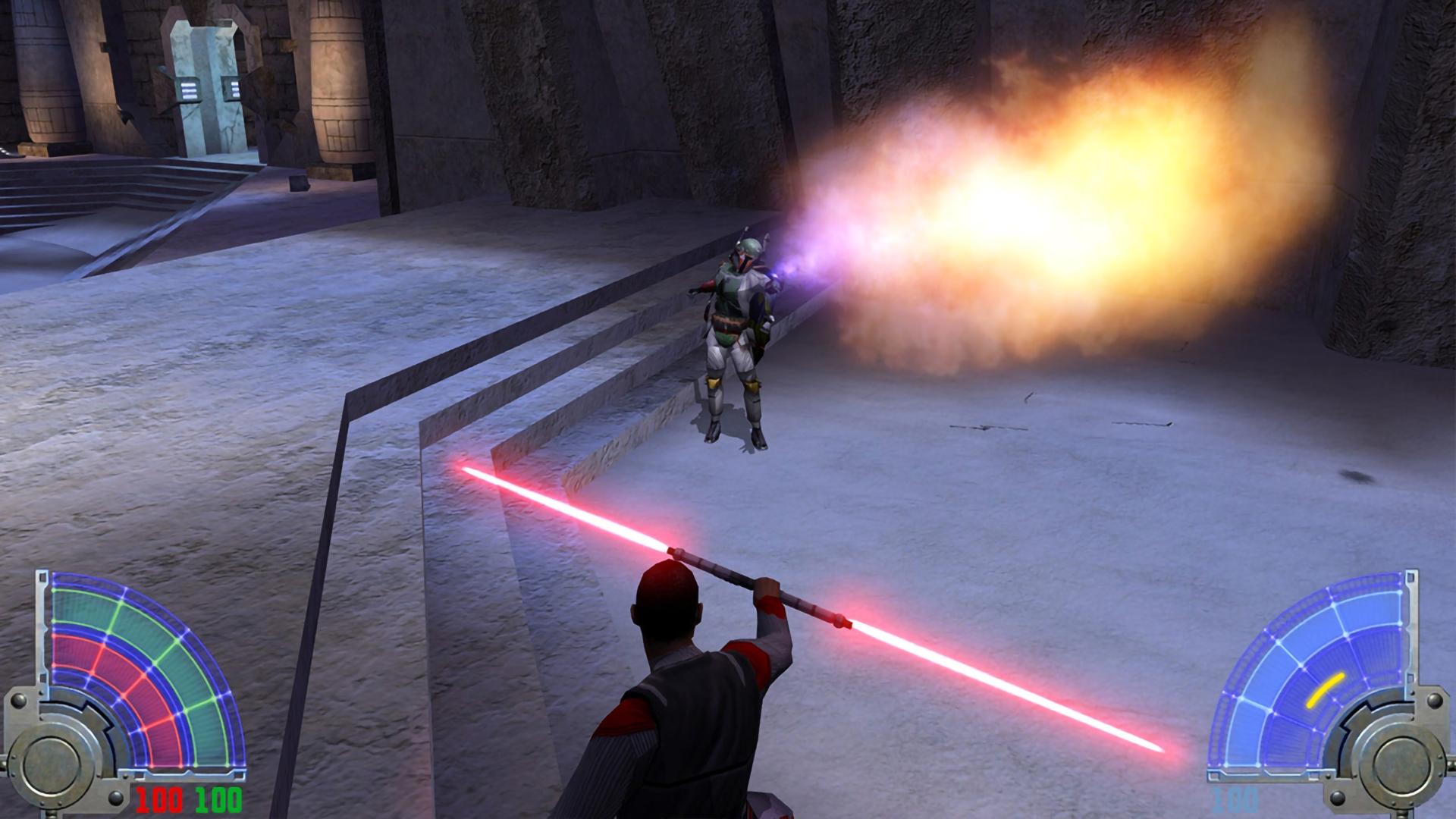 Un retour pour STAR WARS Jedi Knight: Jedi Academy (Test)